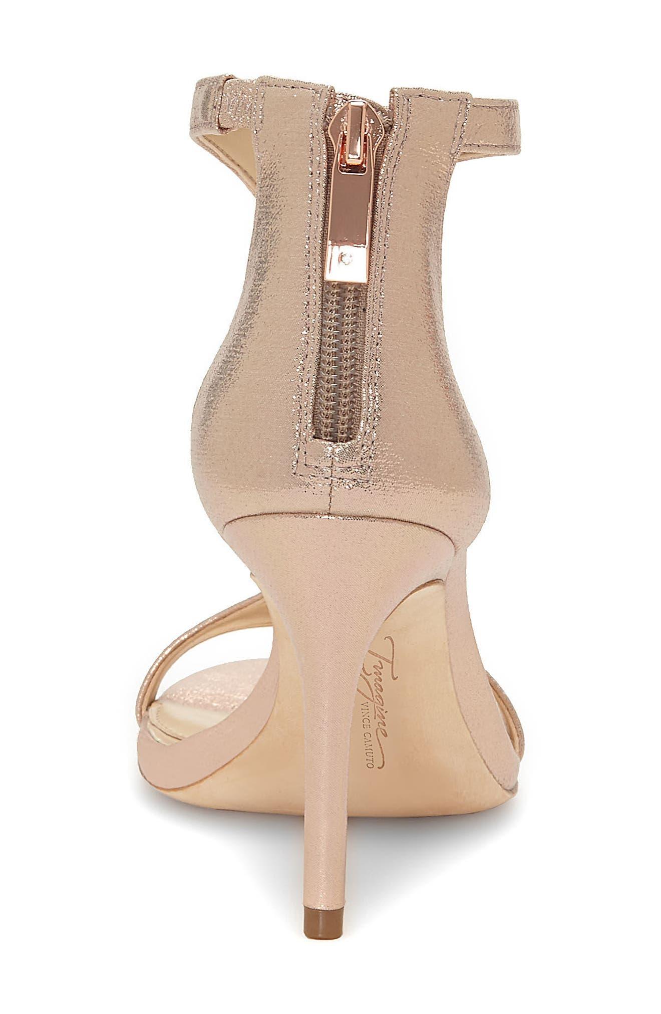 'Phoebe' Embellished T-Strap Sandal,                             Alternate thumbnail 83, color,