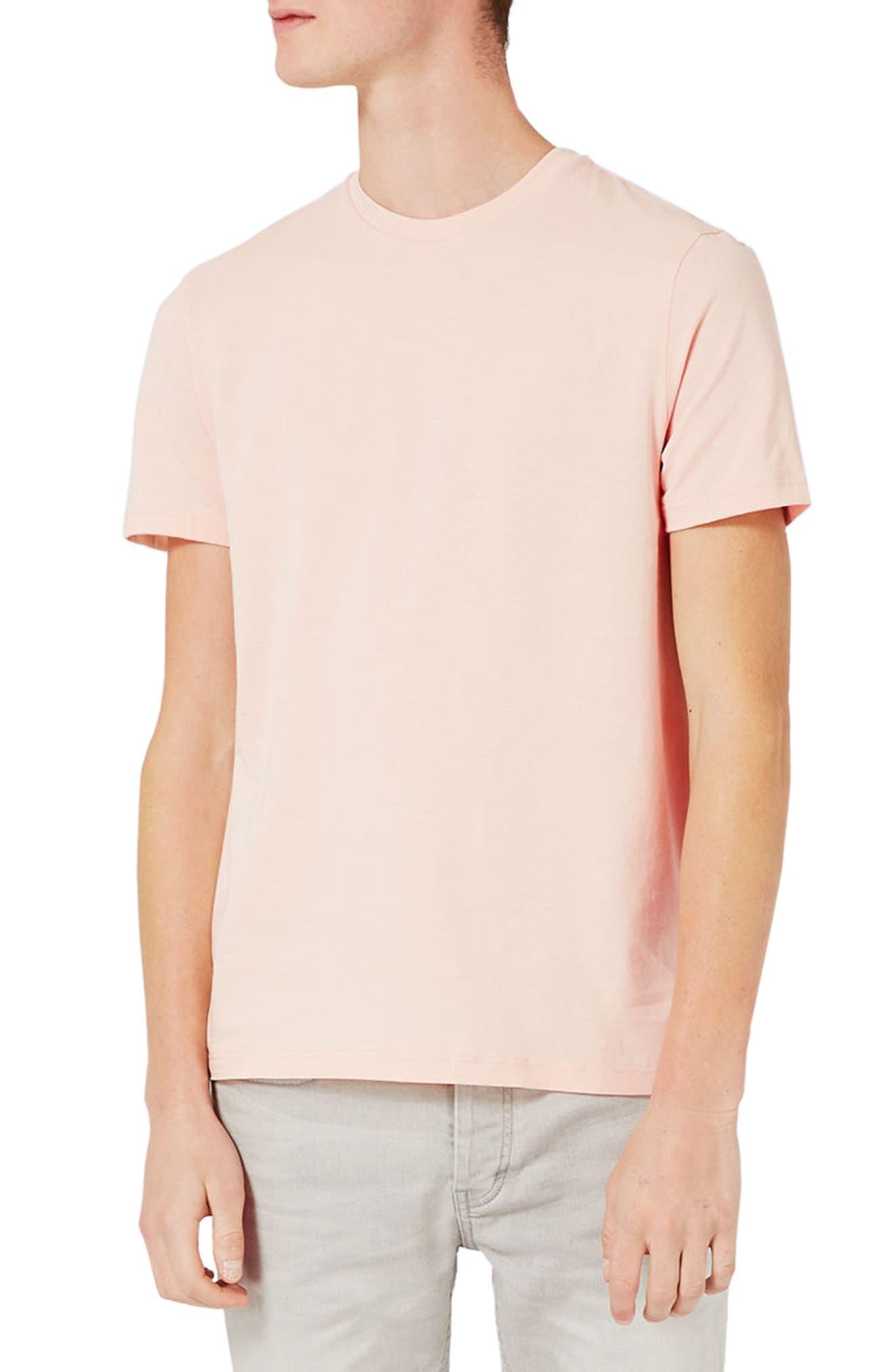 Slim Fit Crewneck T-Shirt,                             Main thumbnail 22, color,