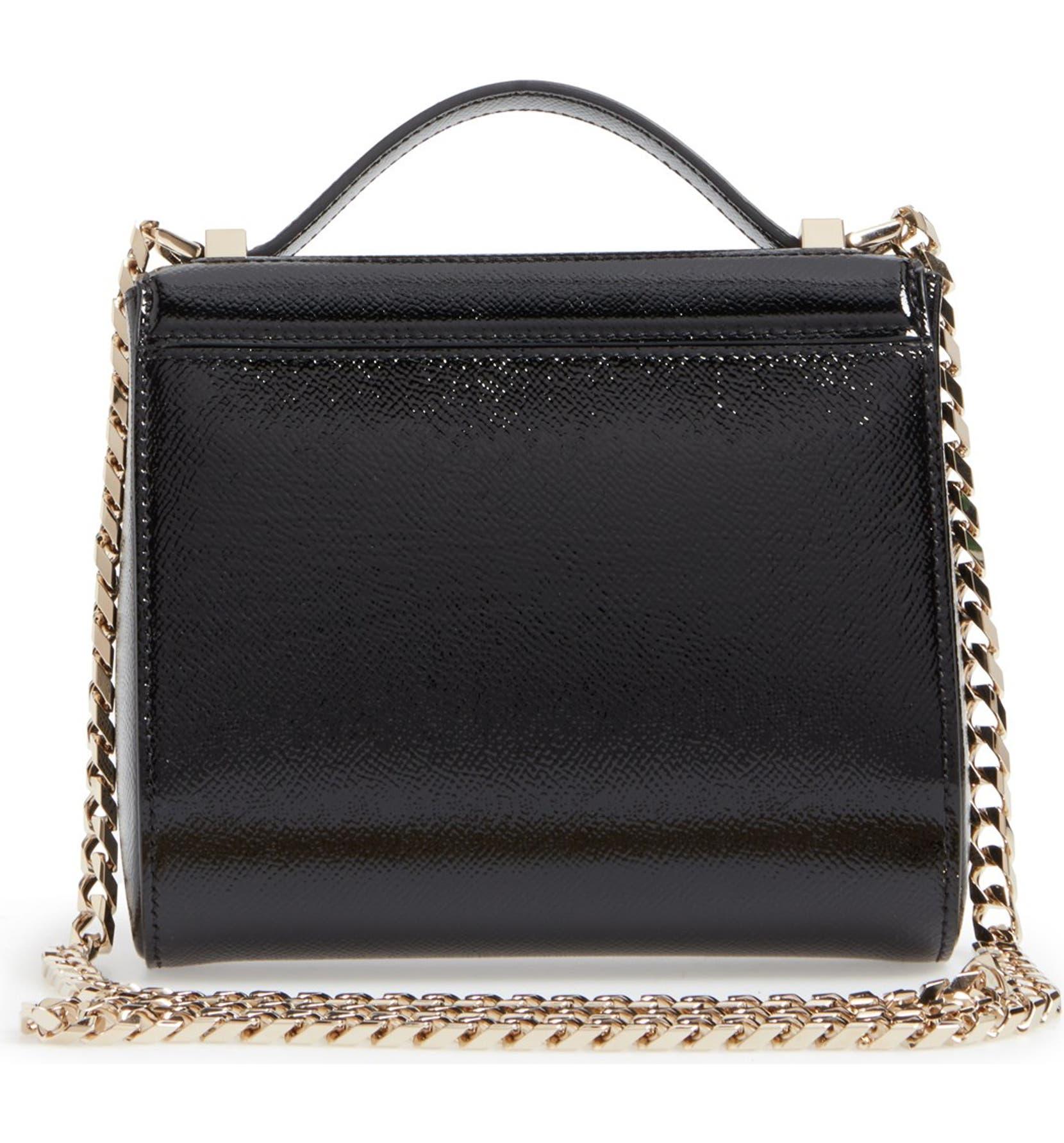 Givenchy  Mini Pandora Box  Leather Shoulder Bag  a2755b5d7bed9