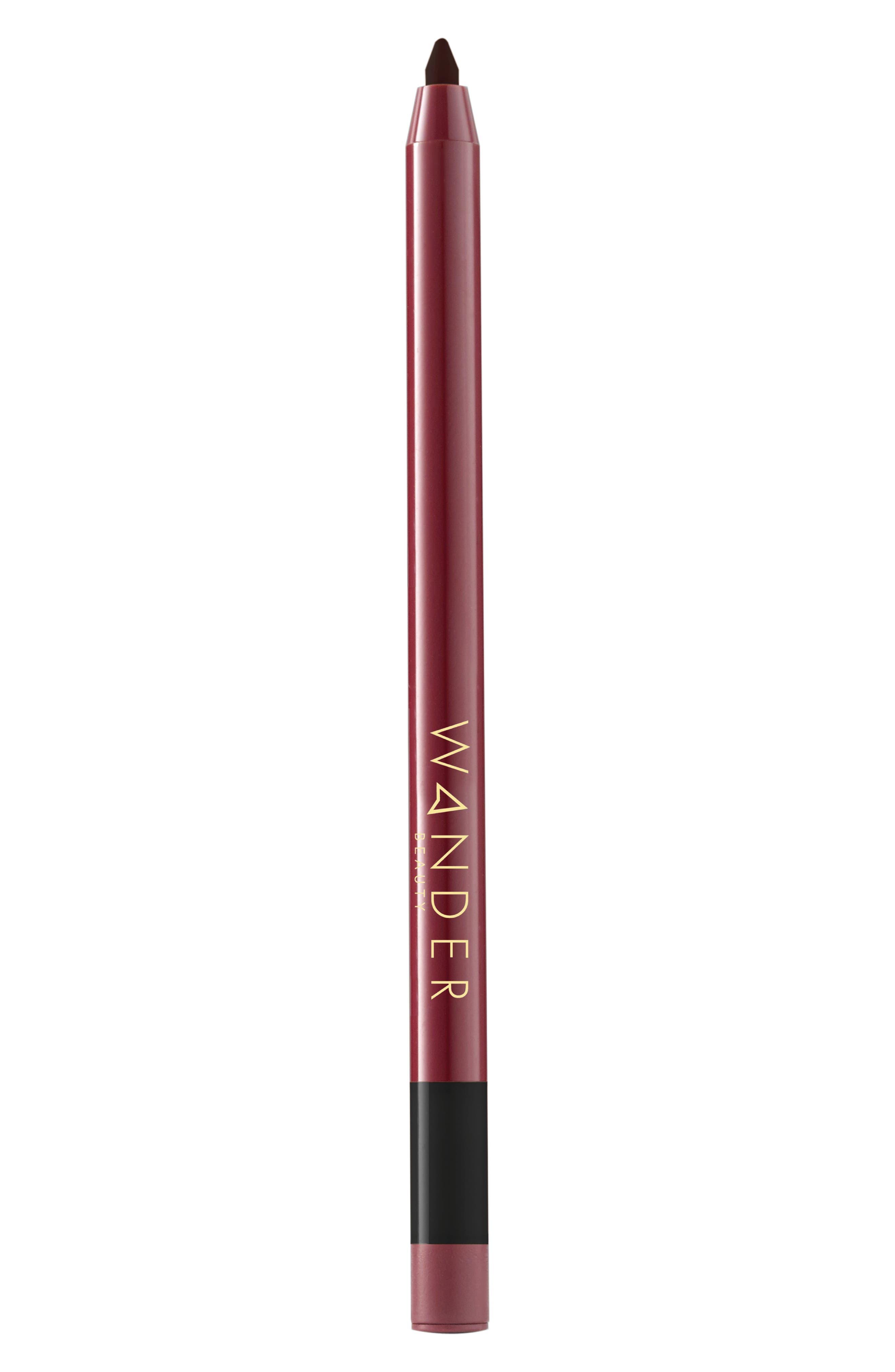 Side Liner Automatic Gel Eyeliner,                             Main thumbnail 1, color,                             BLACK SAND