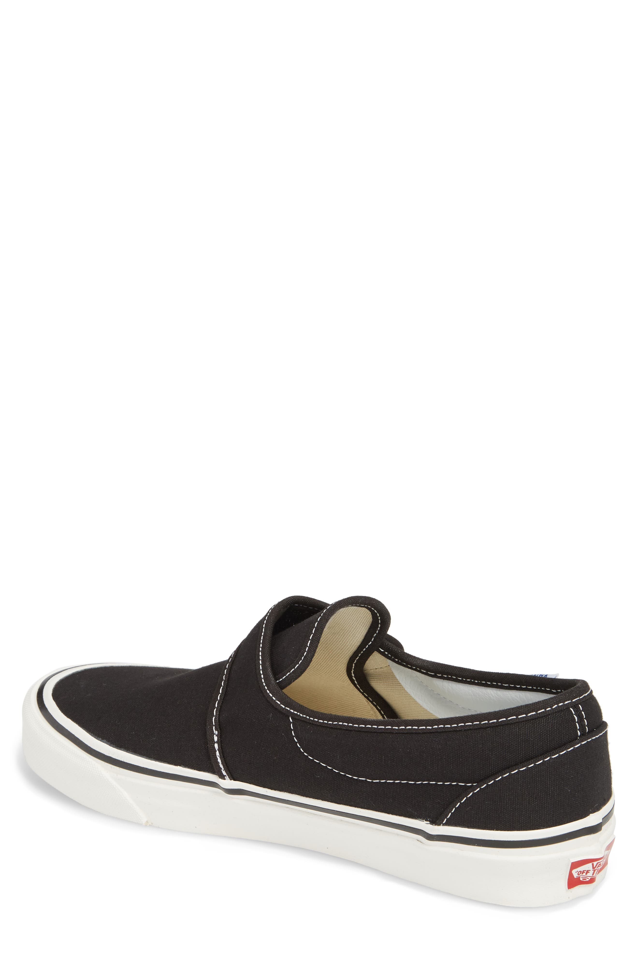 Anaheim Factory Slip-On 47 DX Sneaker,                             Alternate thumbnail 2, color,                             001