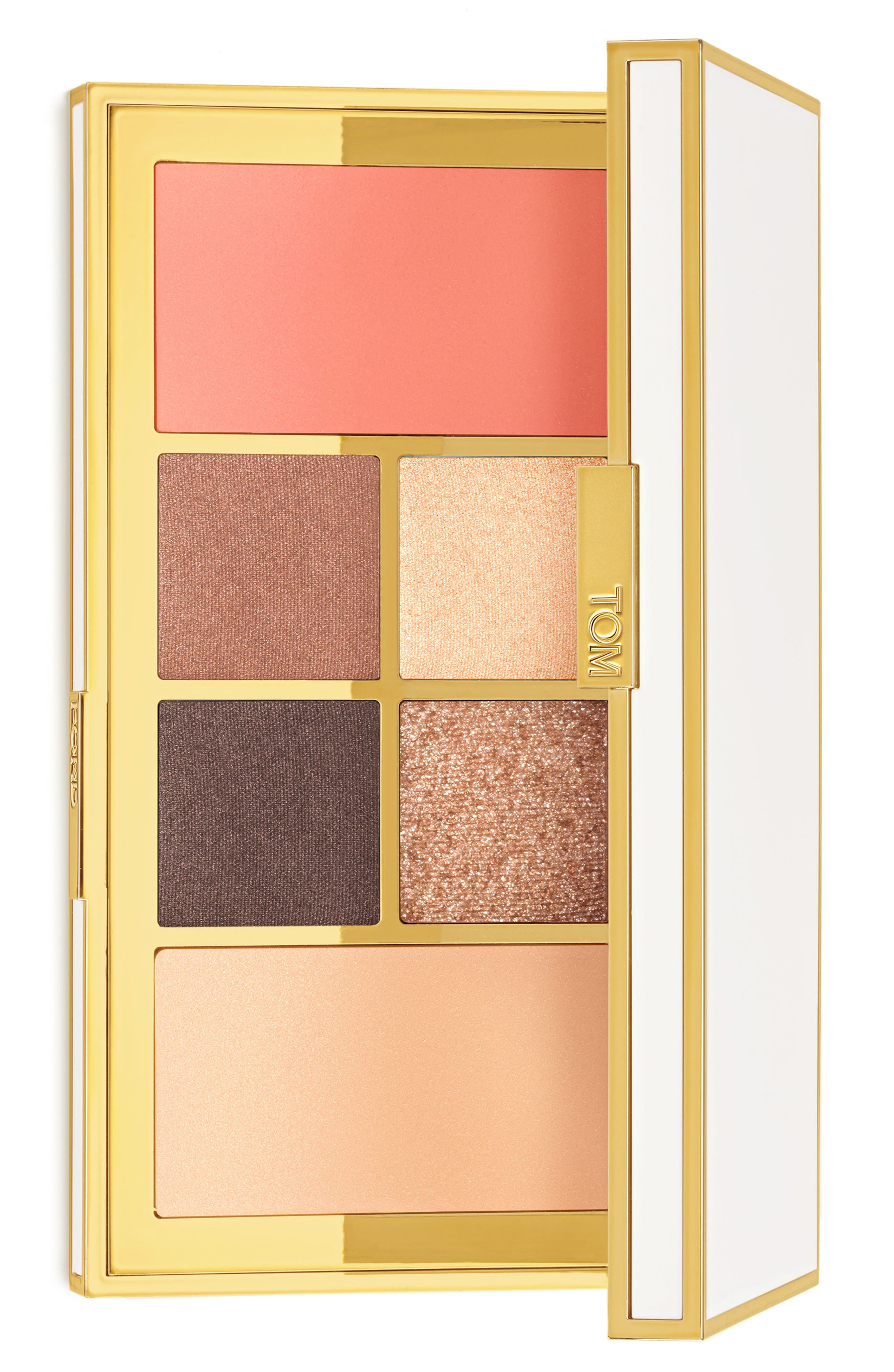 Soleil Eye and Cheek Palette,                             Main thumbnail 2, color,