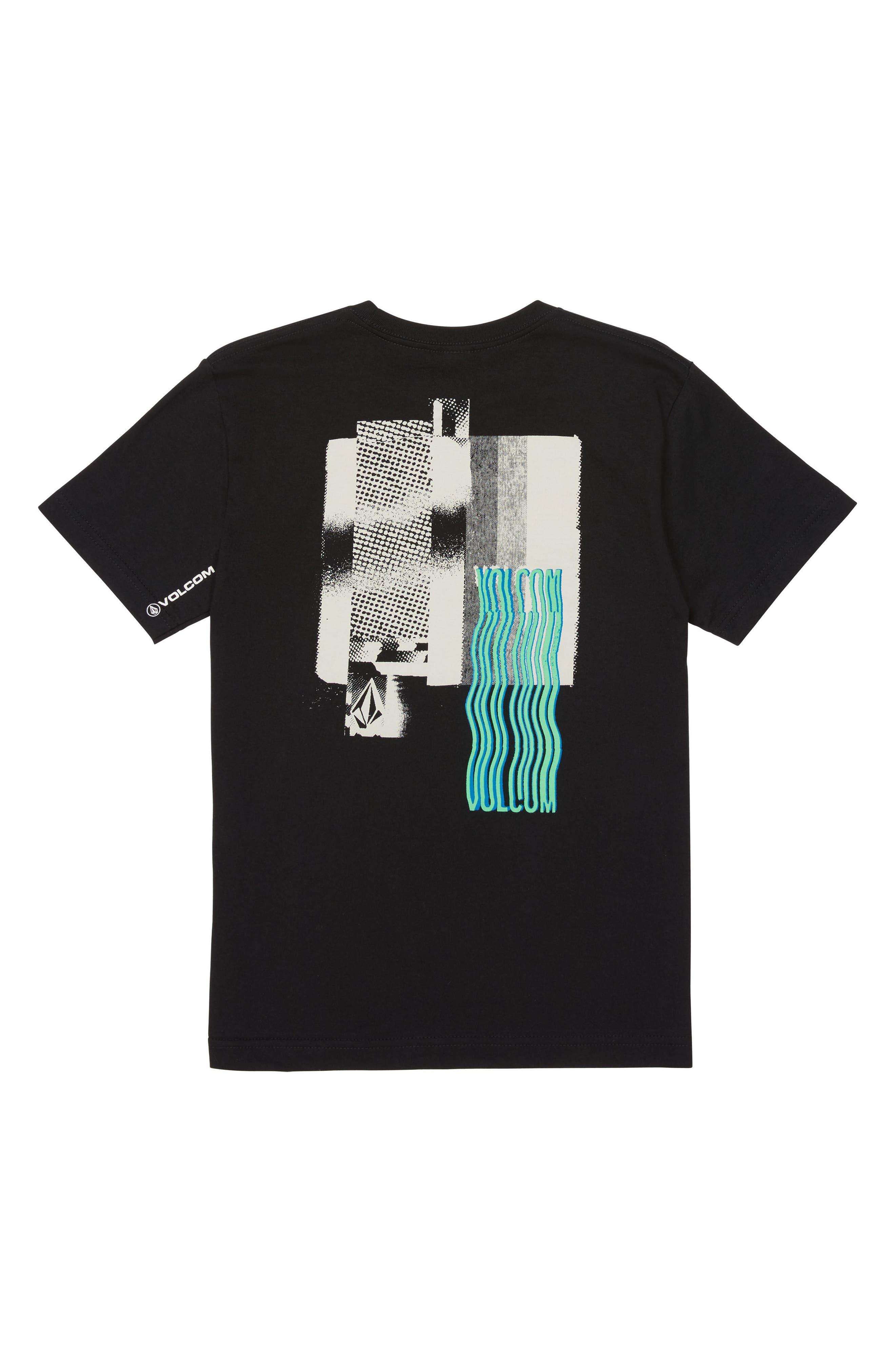 Lifer Graphic T-Shirt,                             Alternate thumbnail 2, color,                             001
