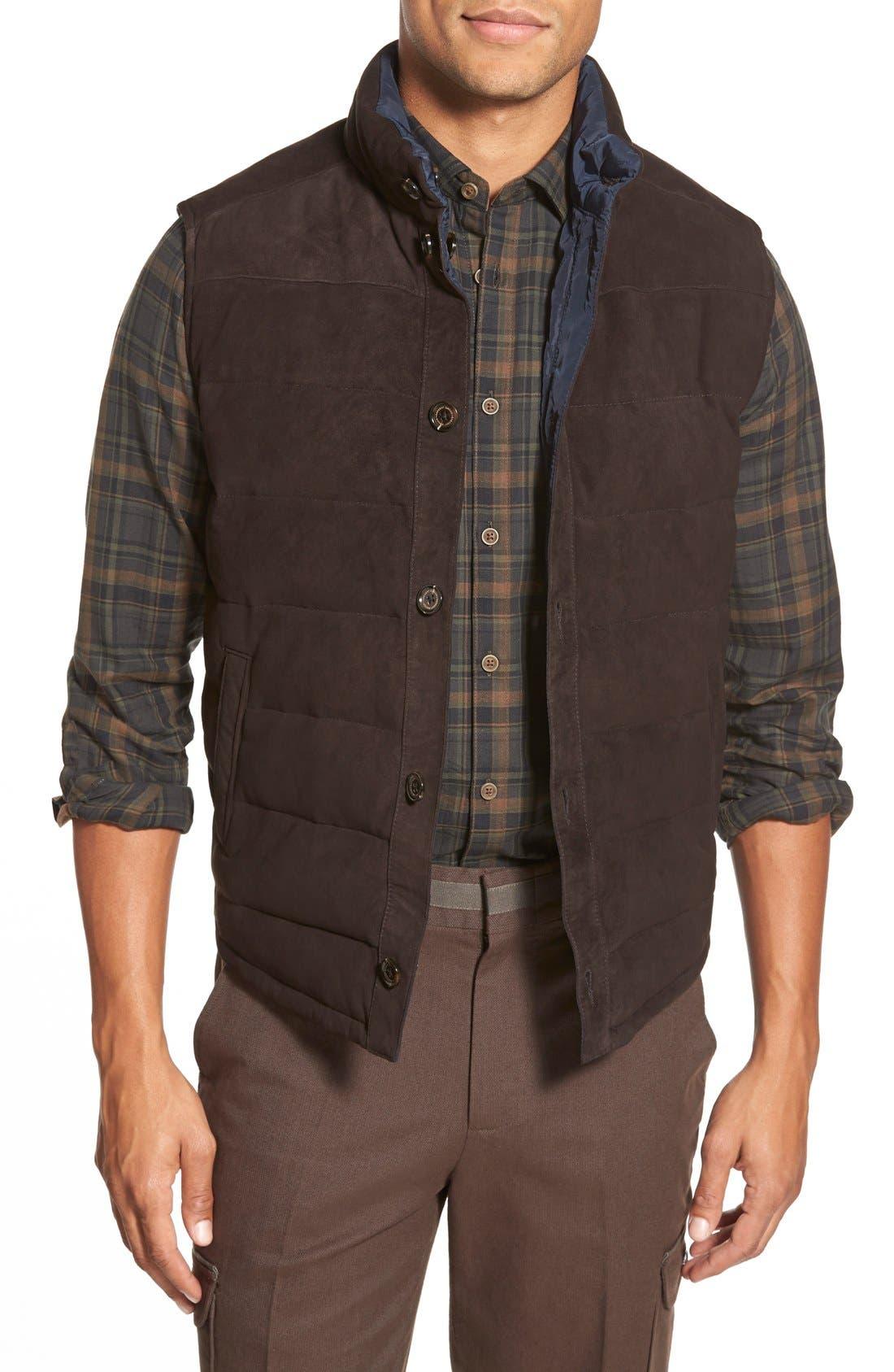 Reversible Vest,                         Main,                         color, 902