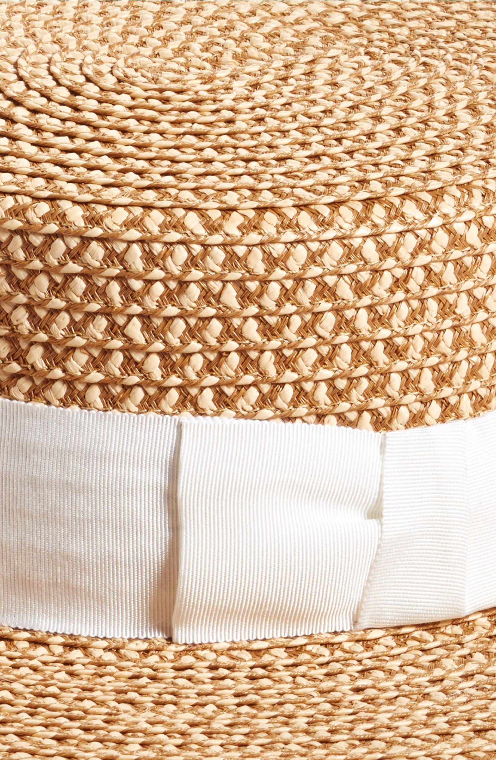 44fba392e5f84 Eric Javits  Gondolier  Boater Hat