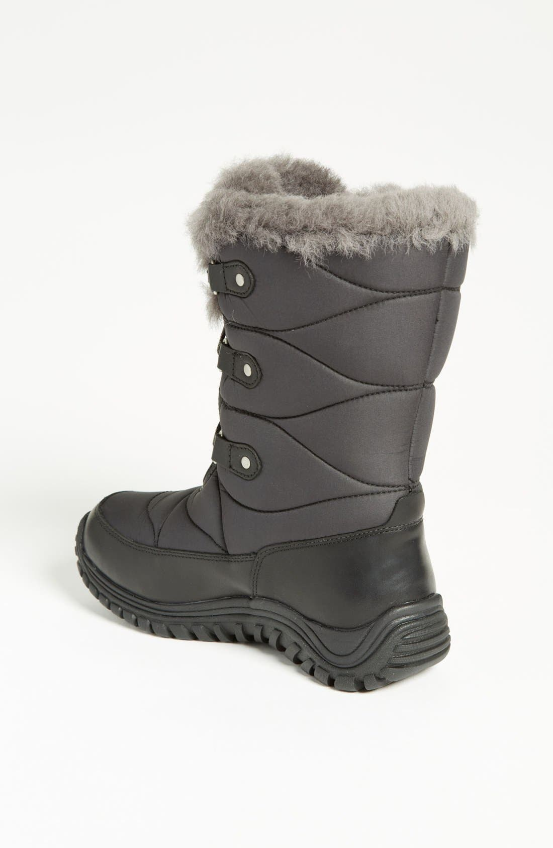 UGG LORIEN BOOT,                             Alternate thumbnail 3, color,                             001