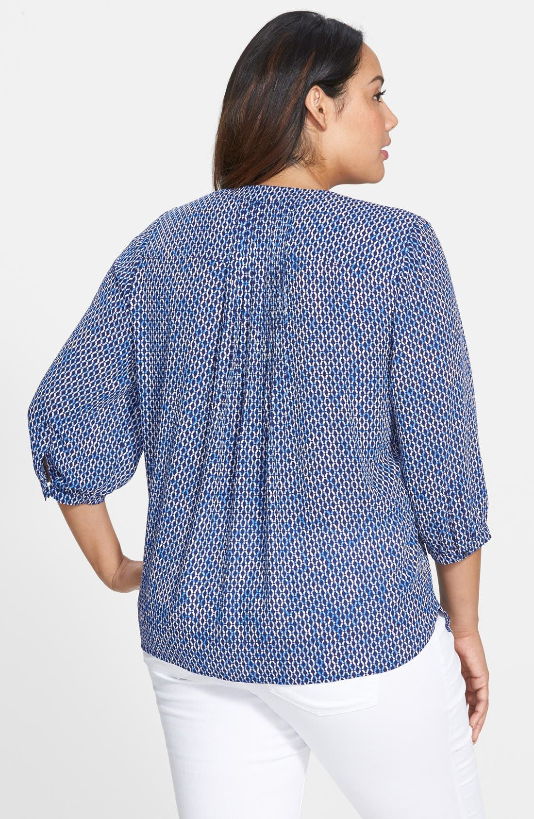 Henley Top,                             Alternate thumbnail 131, color,