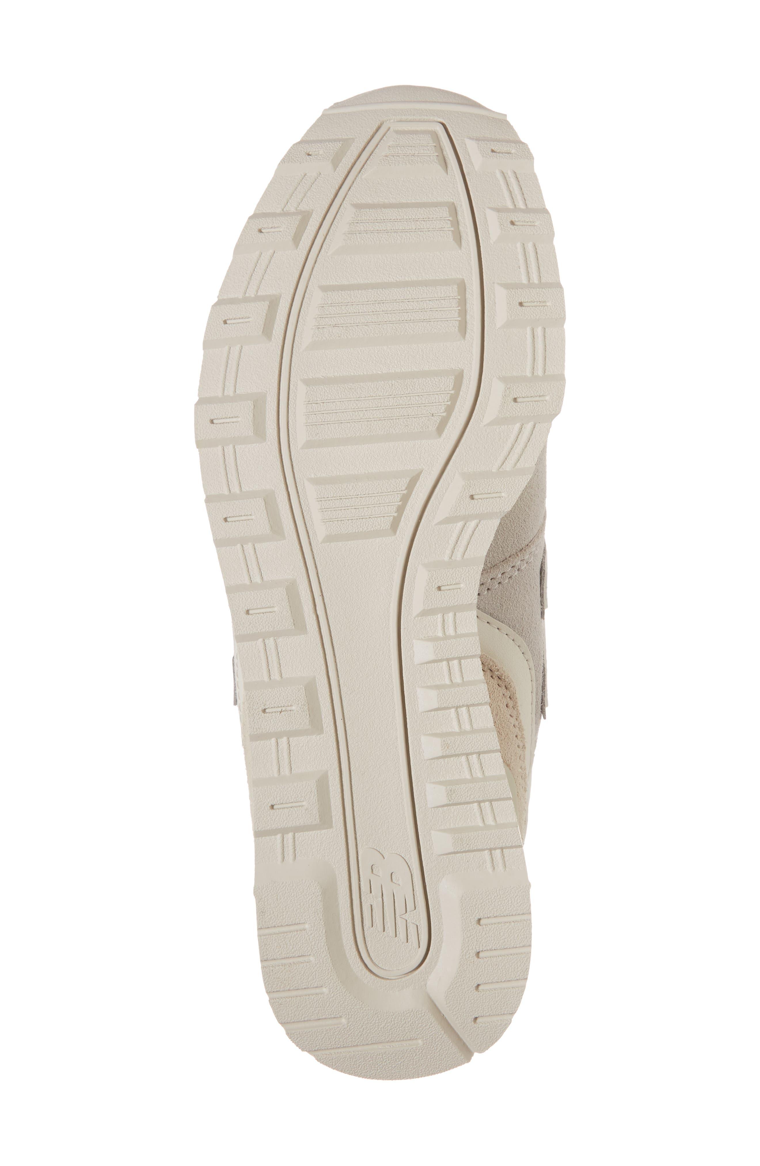 696 Suede Sneaker,                             Alternate thumbnail 6, color,                             250