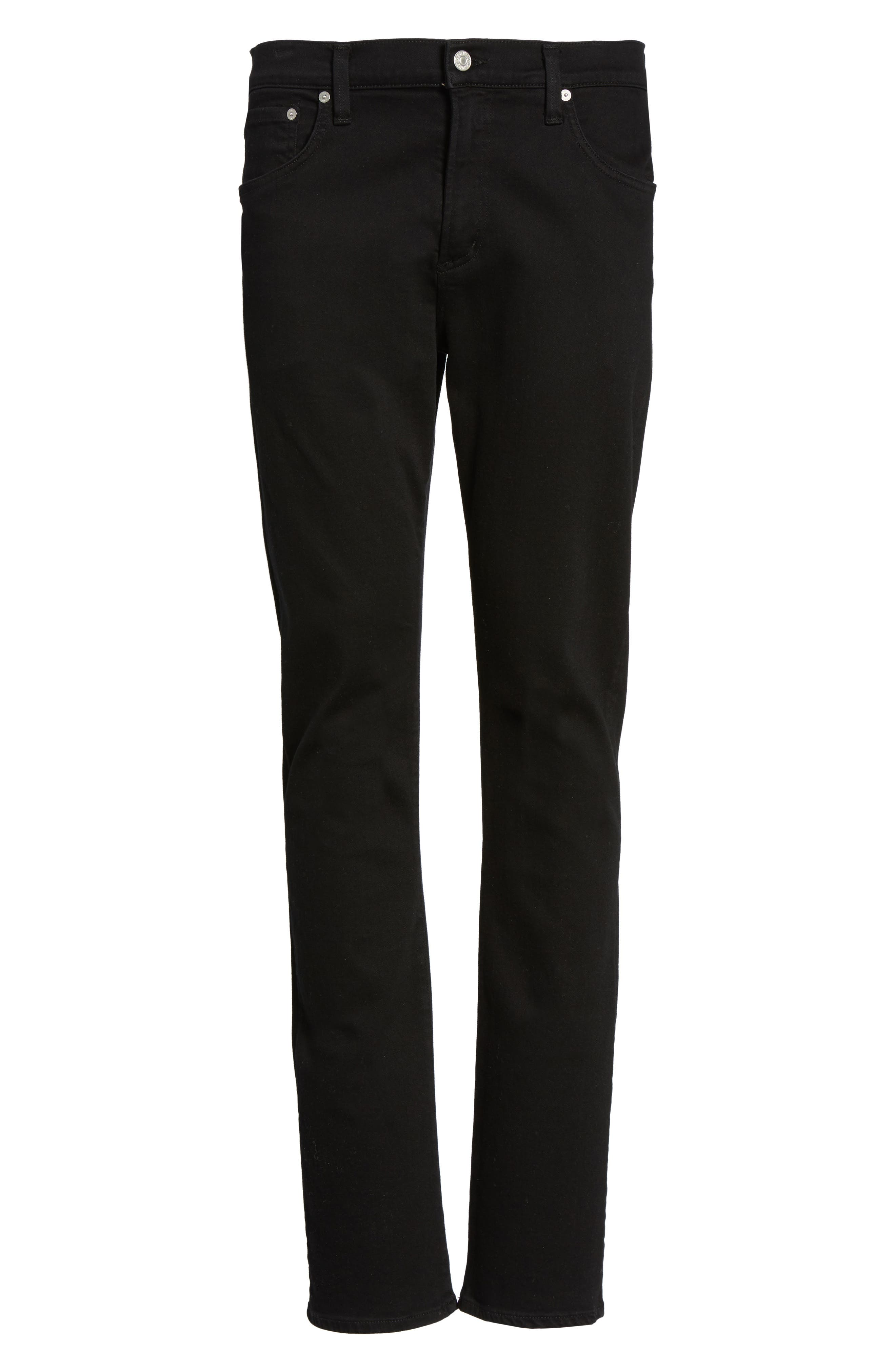 CITIZENS OF HUMANITY,                             PERFORM - Gage Slim Straight Leg Jeans,                             Alternate thumbnail 6, color,                             PARKER
