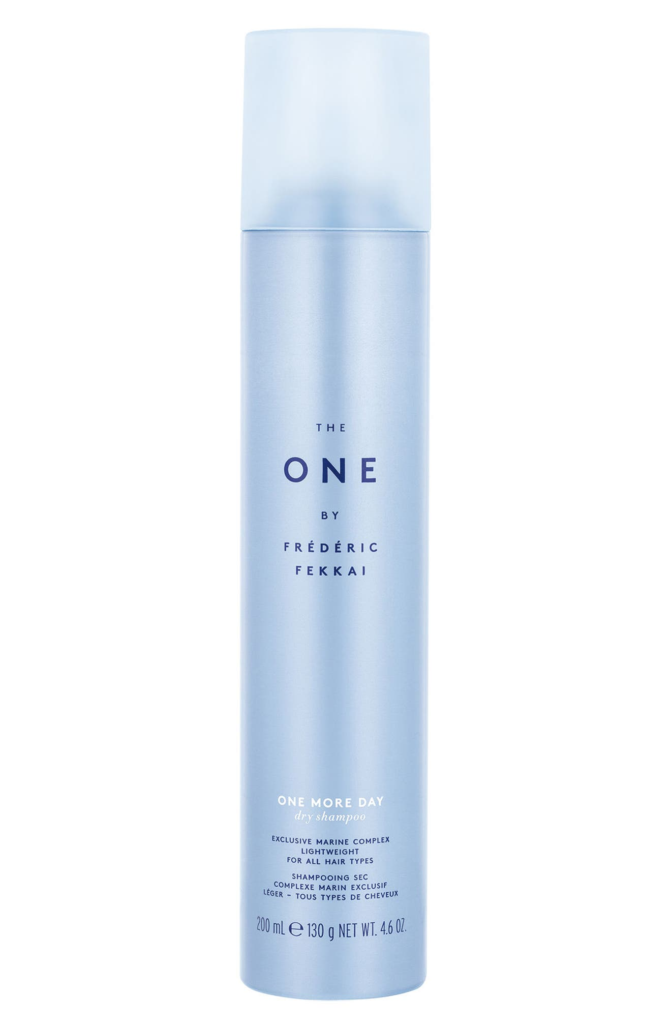The One by Frédéric Fekkai One More Day Dry Shampoo,                             Main thumbnail 1, color,                             NO COLOR