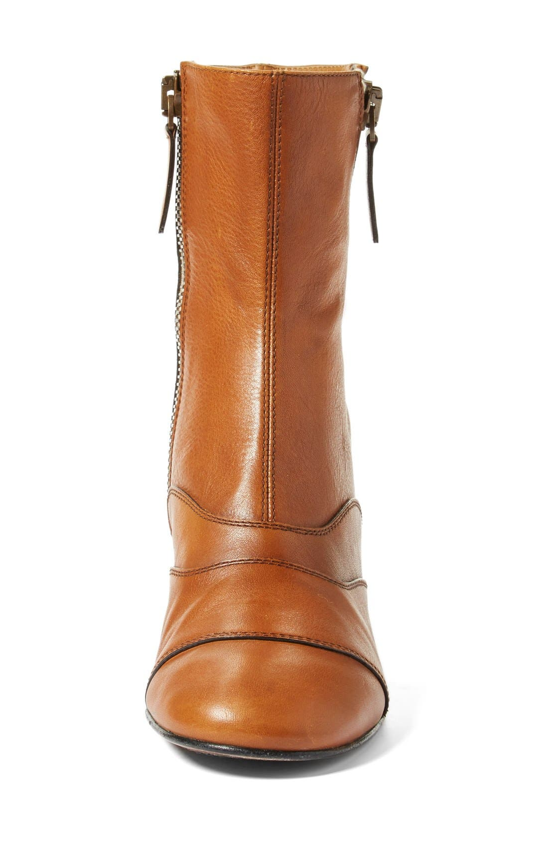 'Lexie' Block Heel Boot,                             Alternate thumbnail 6, color,