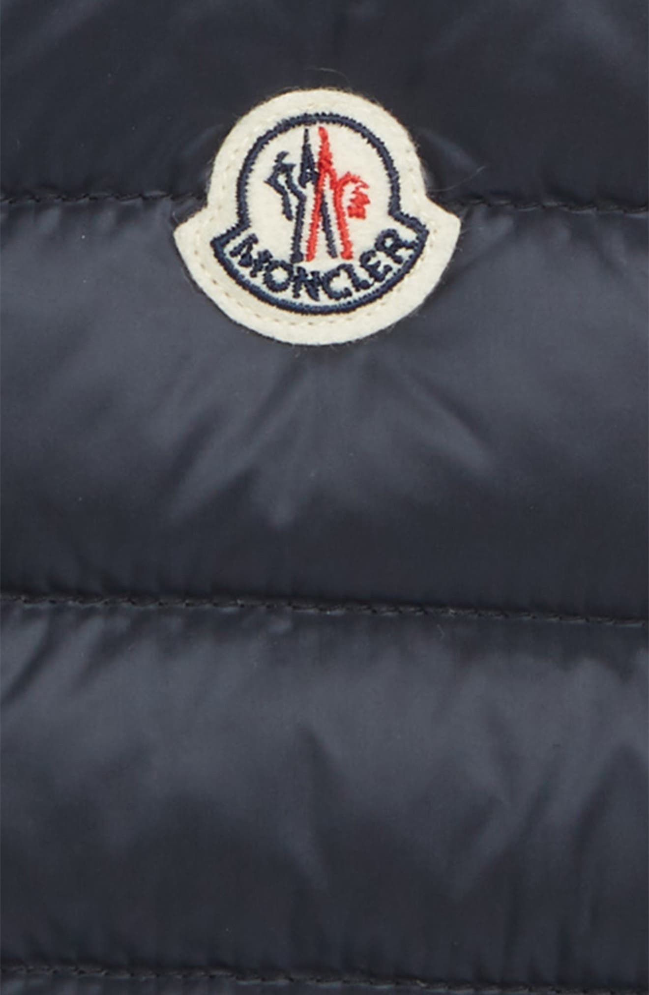 New Amaury Quilted Down Vest,                             Alternate thumbnail 2, color,                             778 NAVY