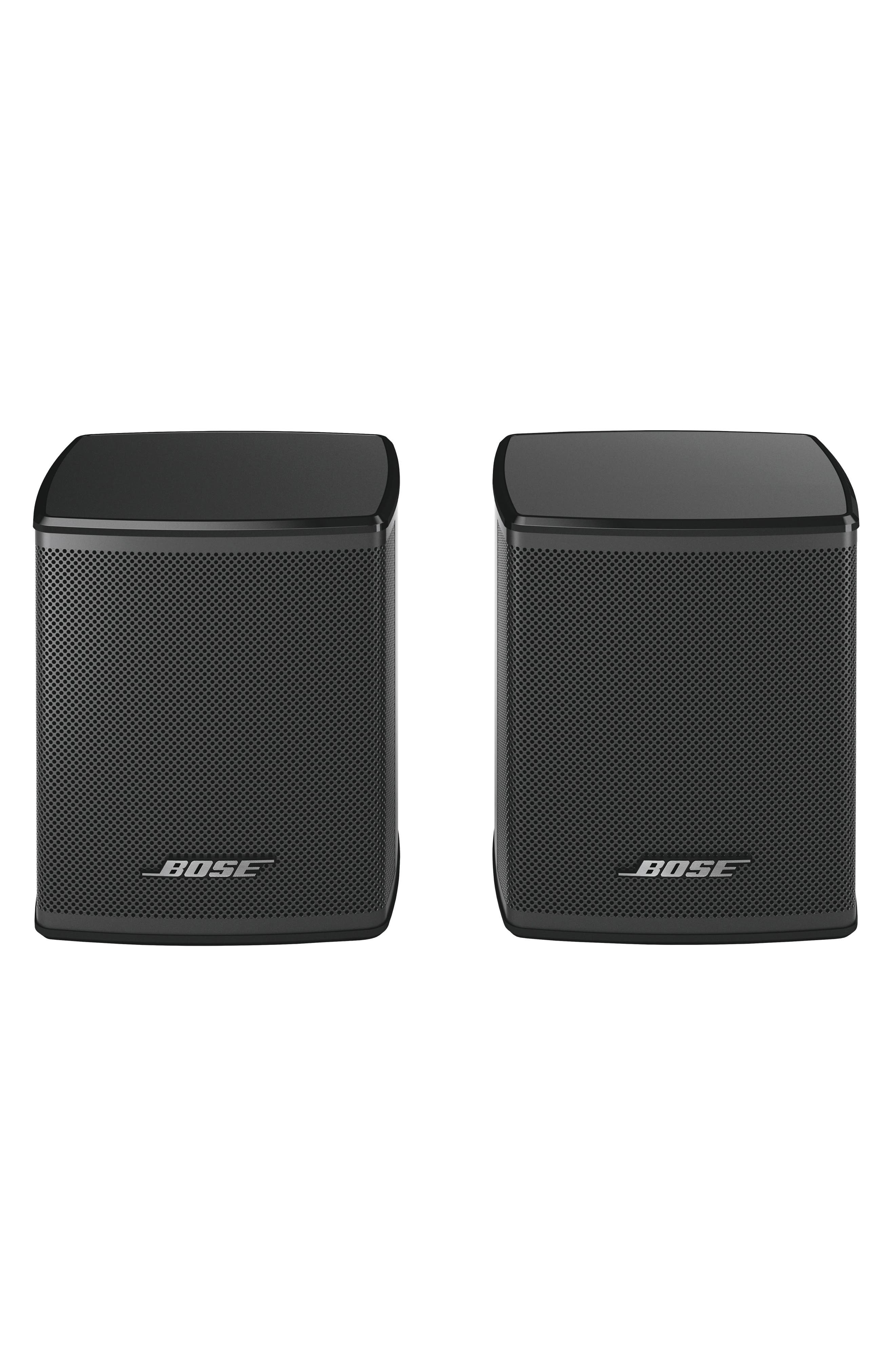 BOSE<SUP>®</SUP>,                             Surround Wireless Speakers,                             Alternate thumbnail 4, color,                             BLACK