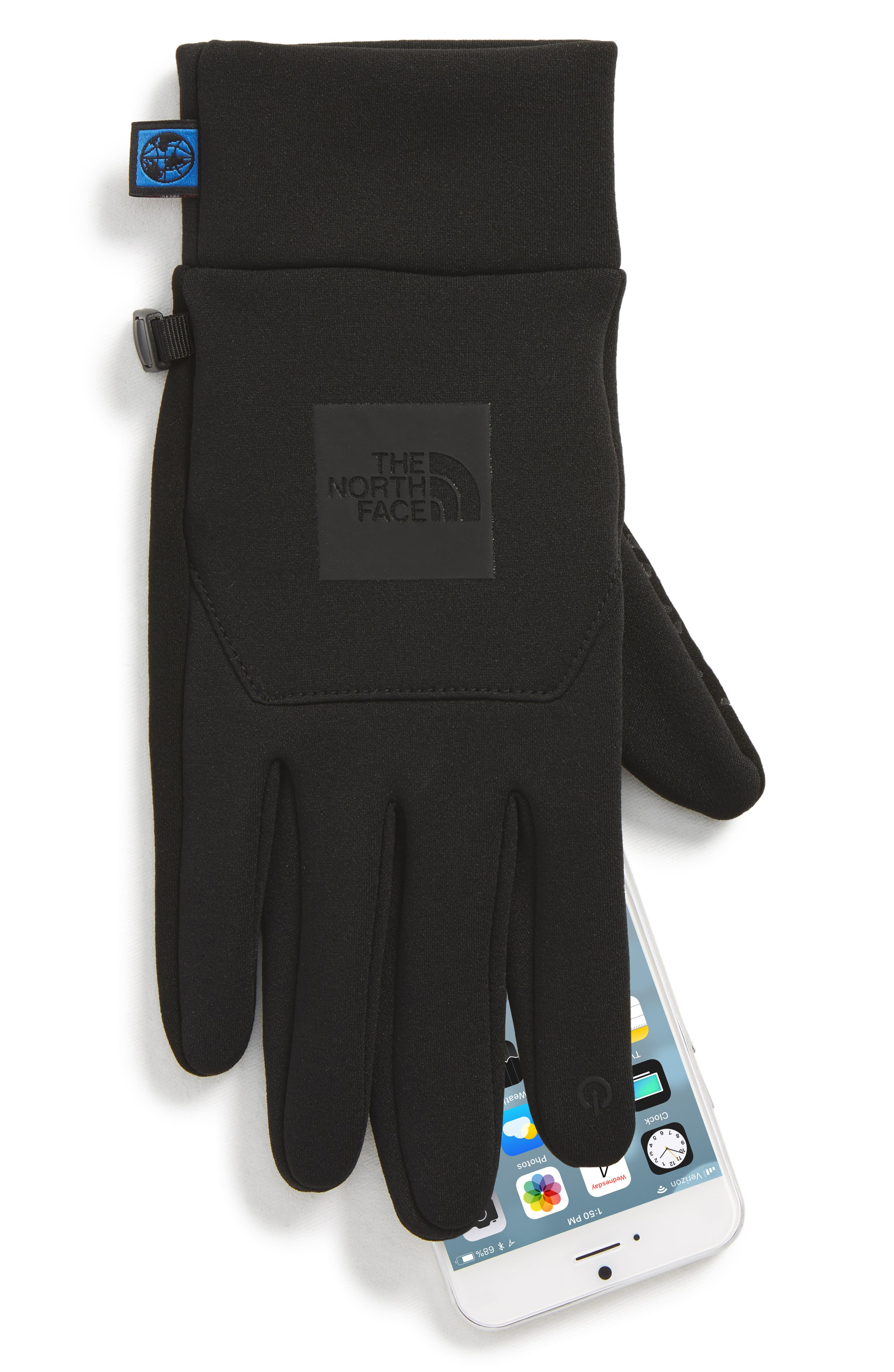International Collection E-Tip Gloves,                             Alternate thumbnail 2, color,                             001