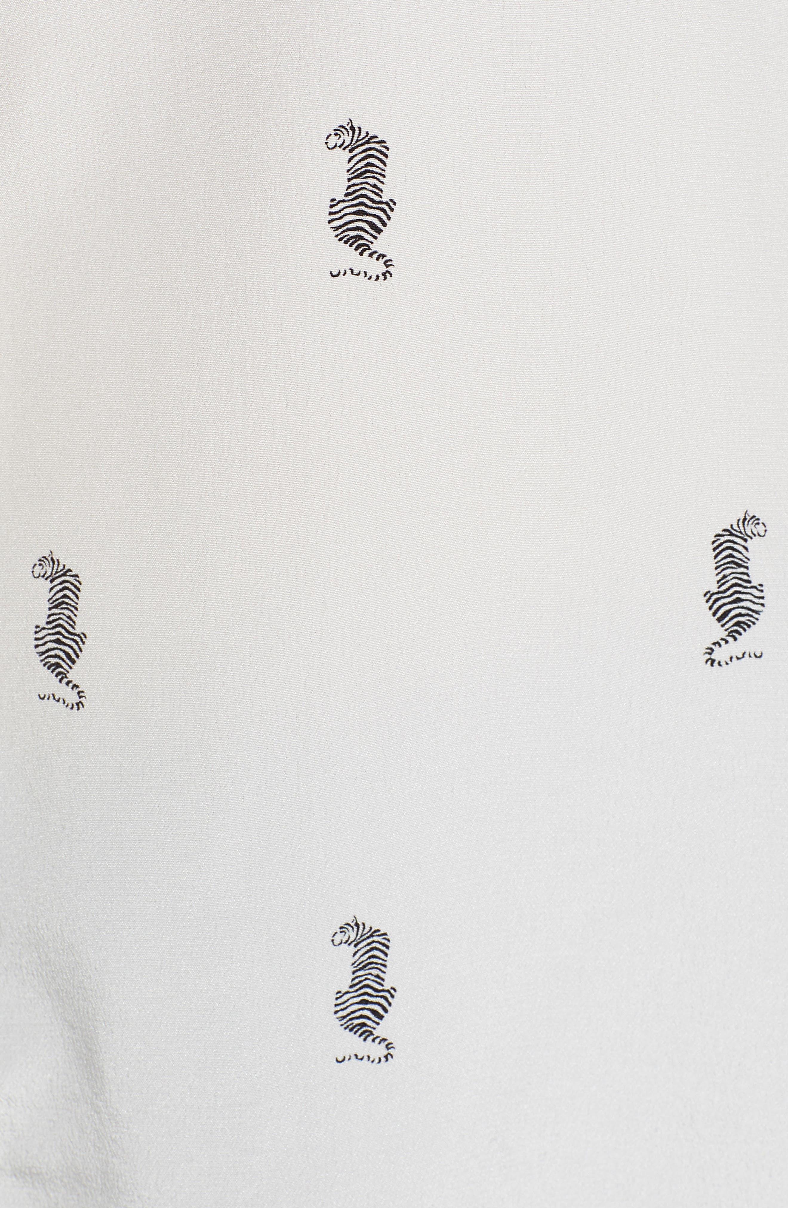 Kate Print Shirt,                             Alternate thumbnail 74, color,
