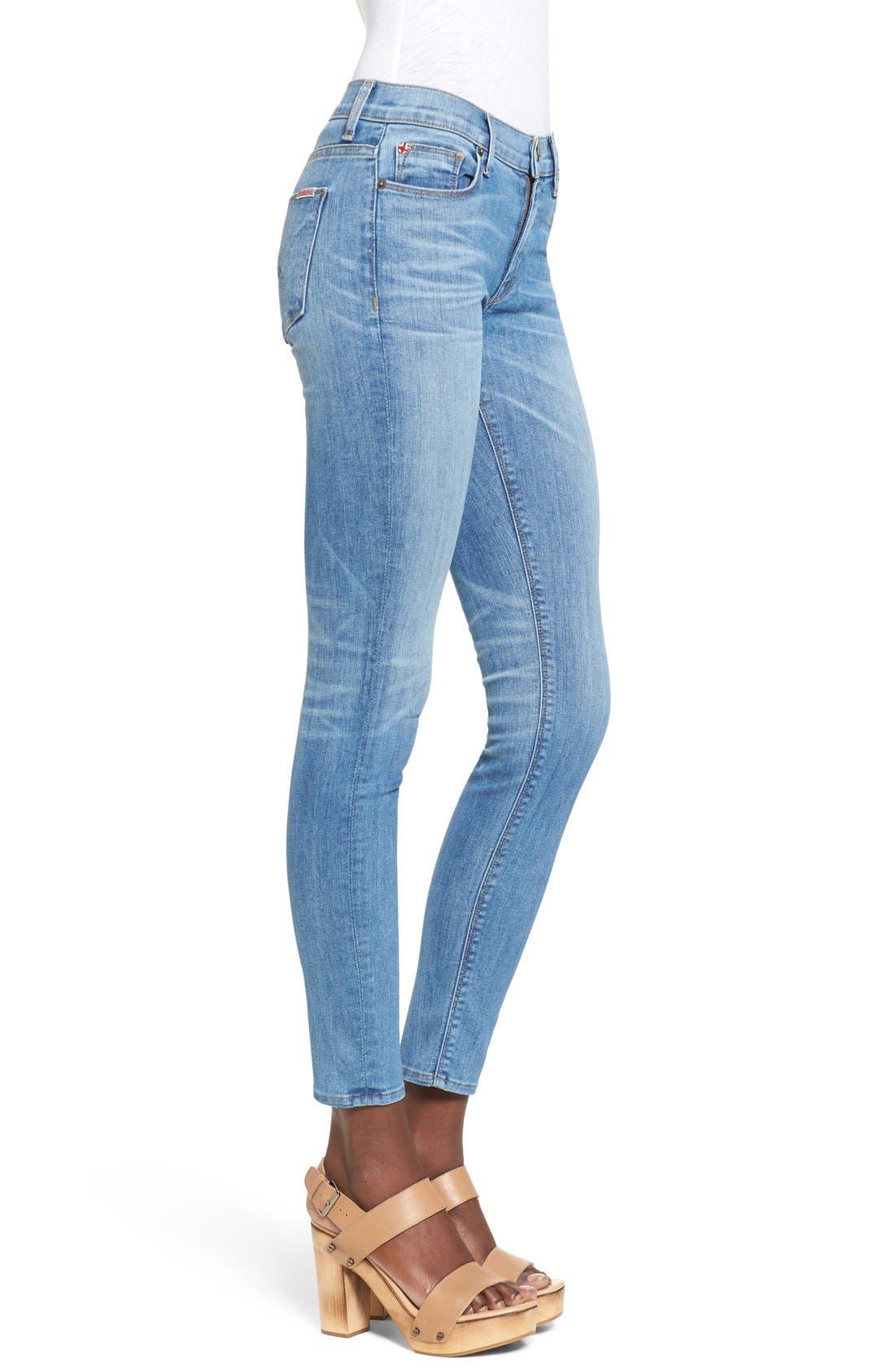 'Nico' Super Skinny Jeans,                             Alternate thumbnail 30, color,