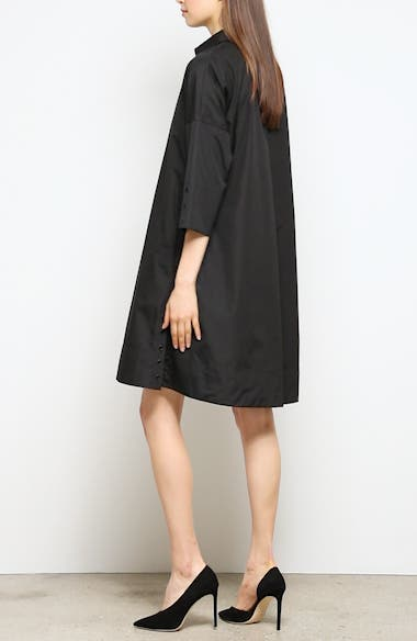 Eyelet Detail Cotton Dress, video thumbnail