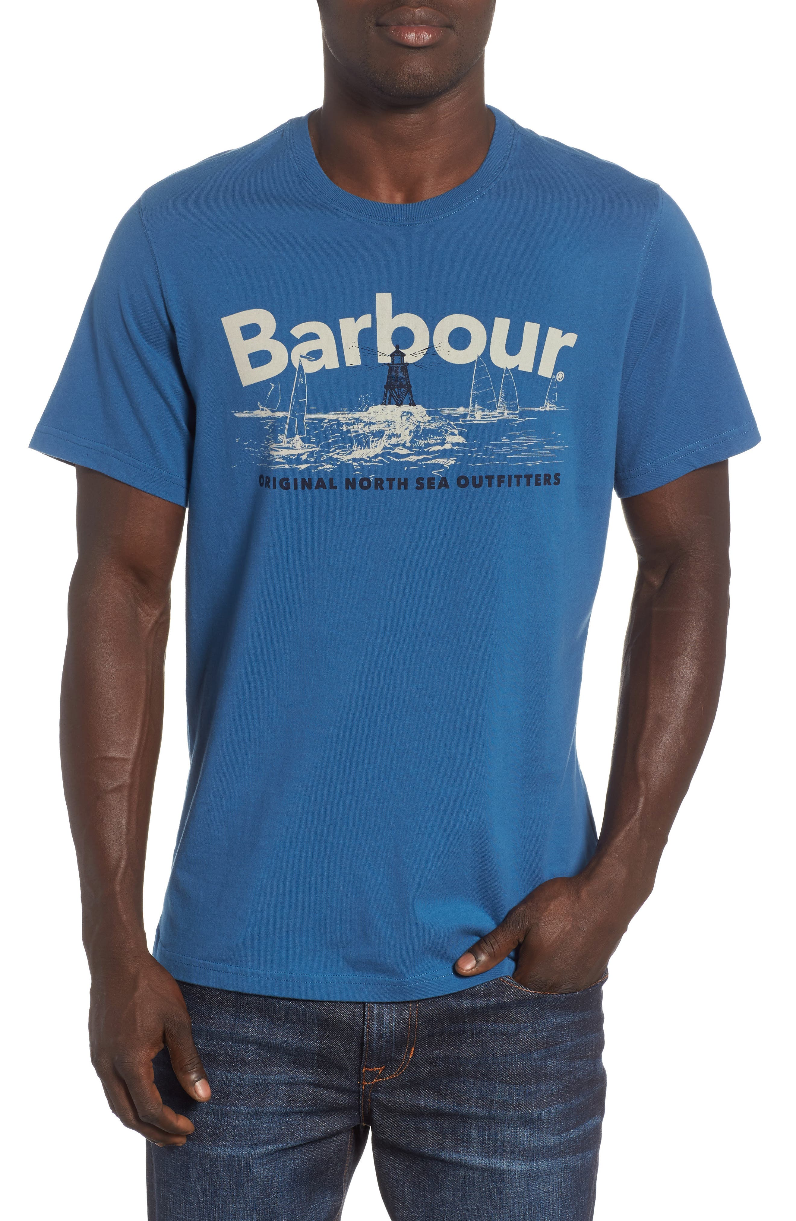 Waterline Graphic T-Shirt,                         Main,                         color,