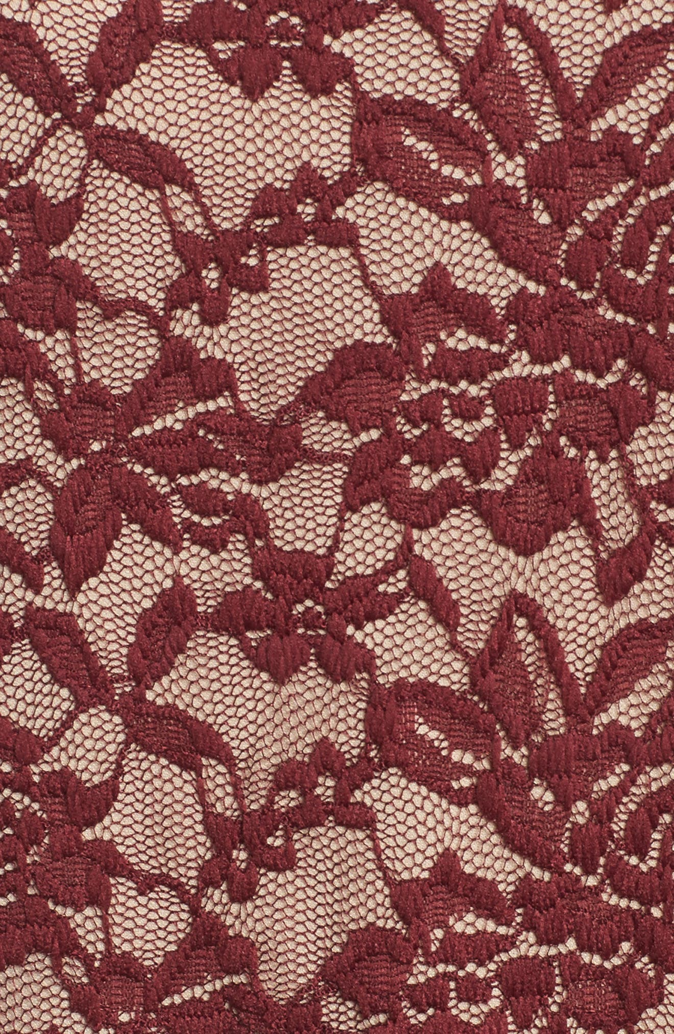 Mock Neck Lace Top,                             Alternate thumbnail 10, color,