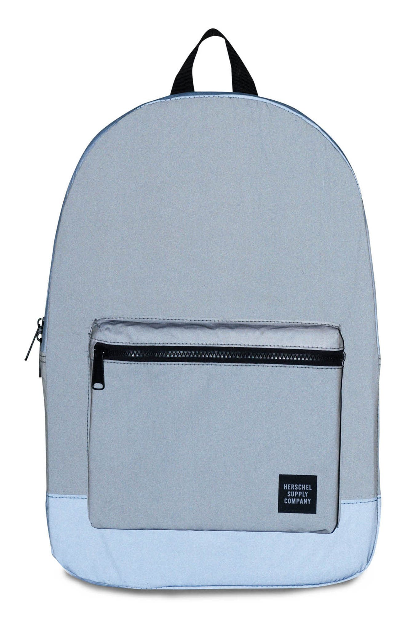Herschell Supply Co. Packable Reflective Backpack,                             Alternate thumbnail 4, color,                             005