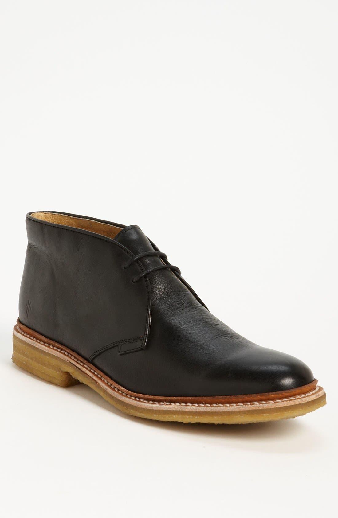 FRYE 'James' Chukka Boot, Main, color, 001