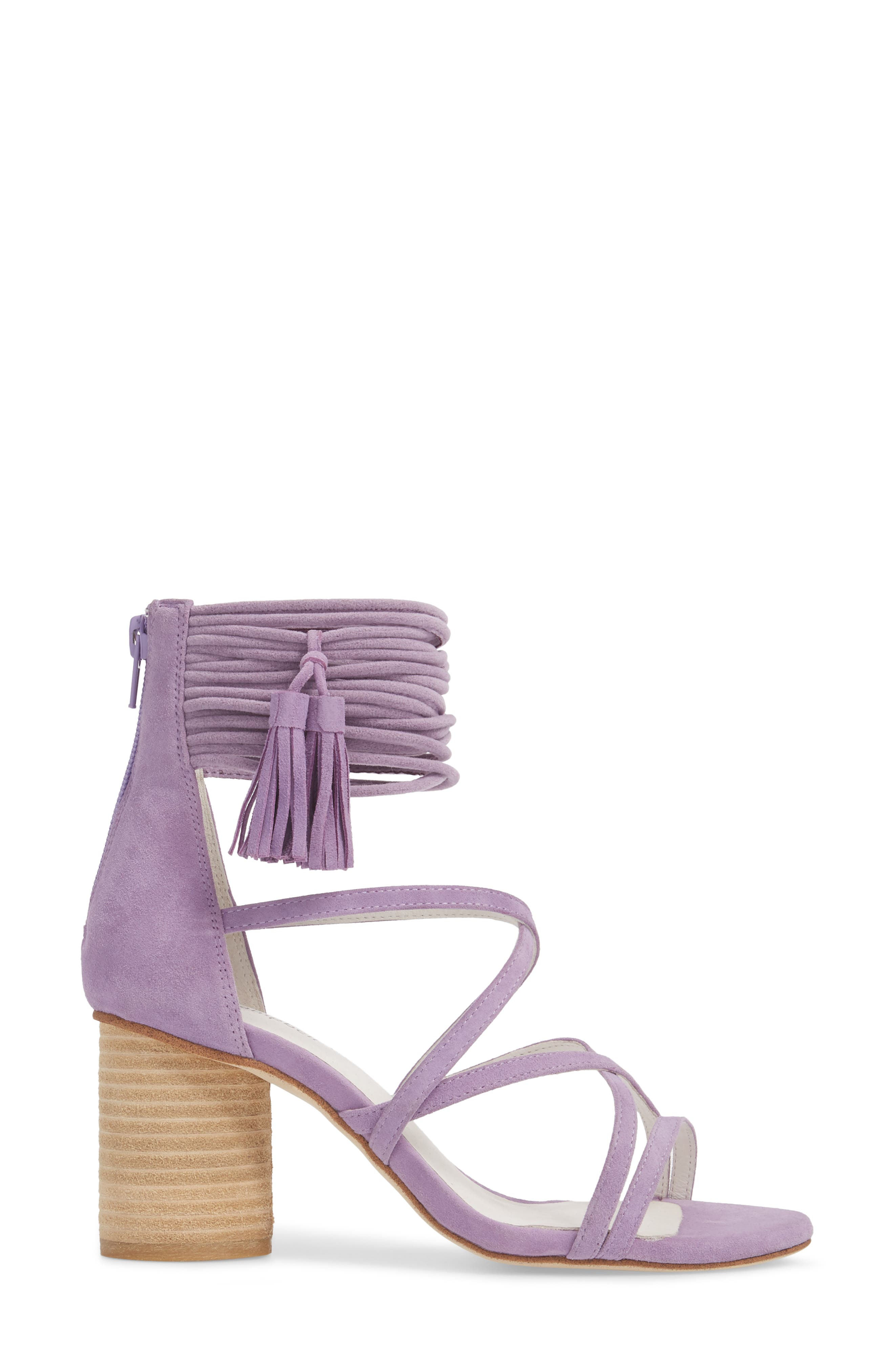 'Despina' Strappy Sandal,                             Alternate thumbnail 3, color,                             532