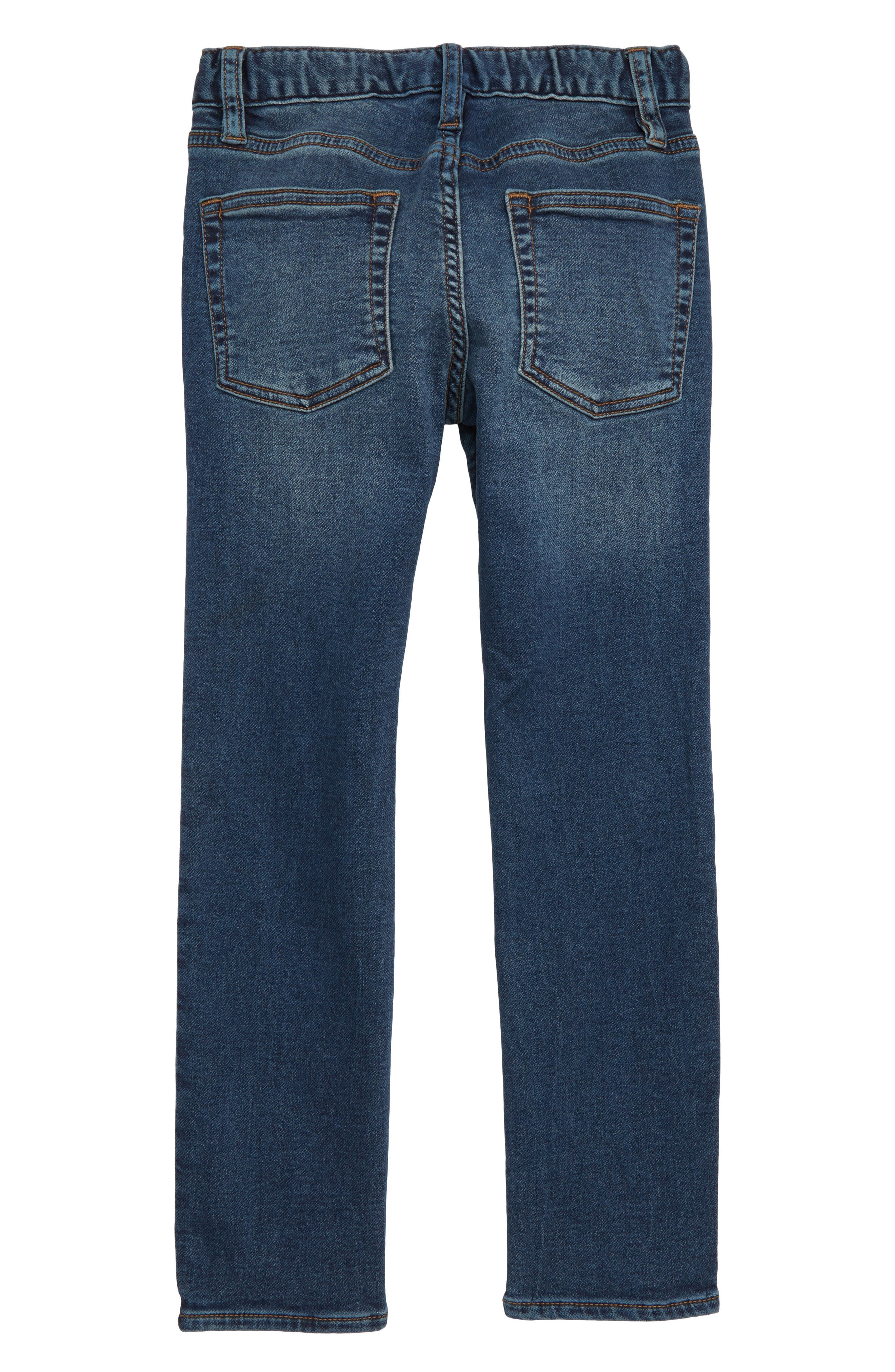 Runaround Skinny Jeans,                             Alternate thumbnail 2, color,                             400