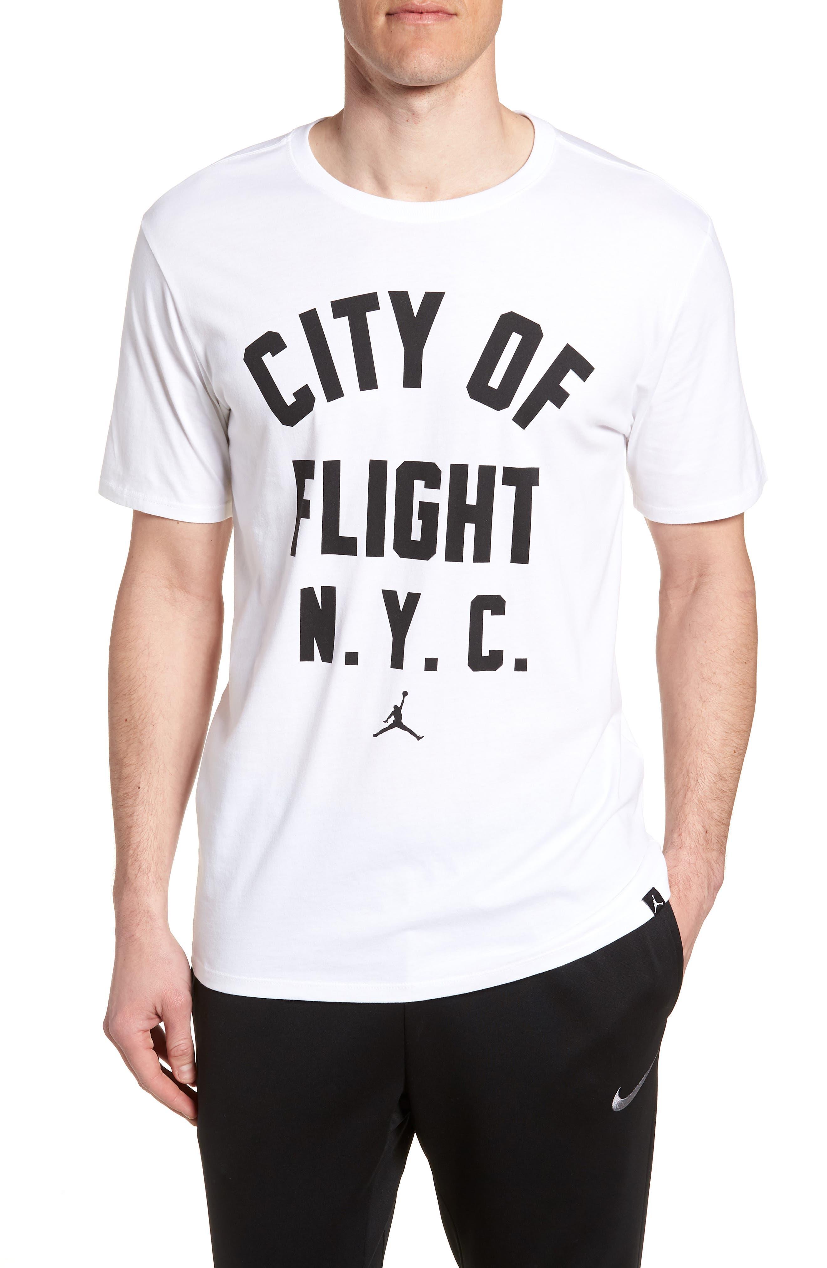 Sportswear City of Flight T-Shirt,                             Main thumbnail 3, color,