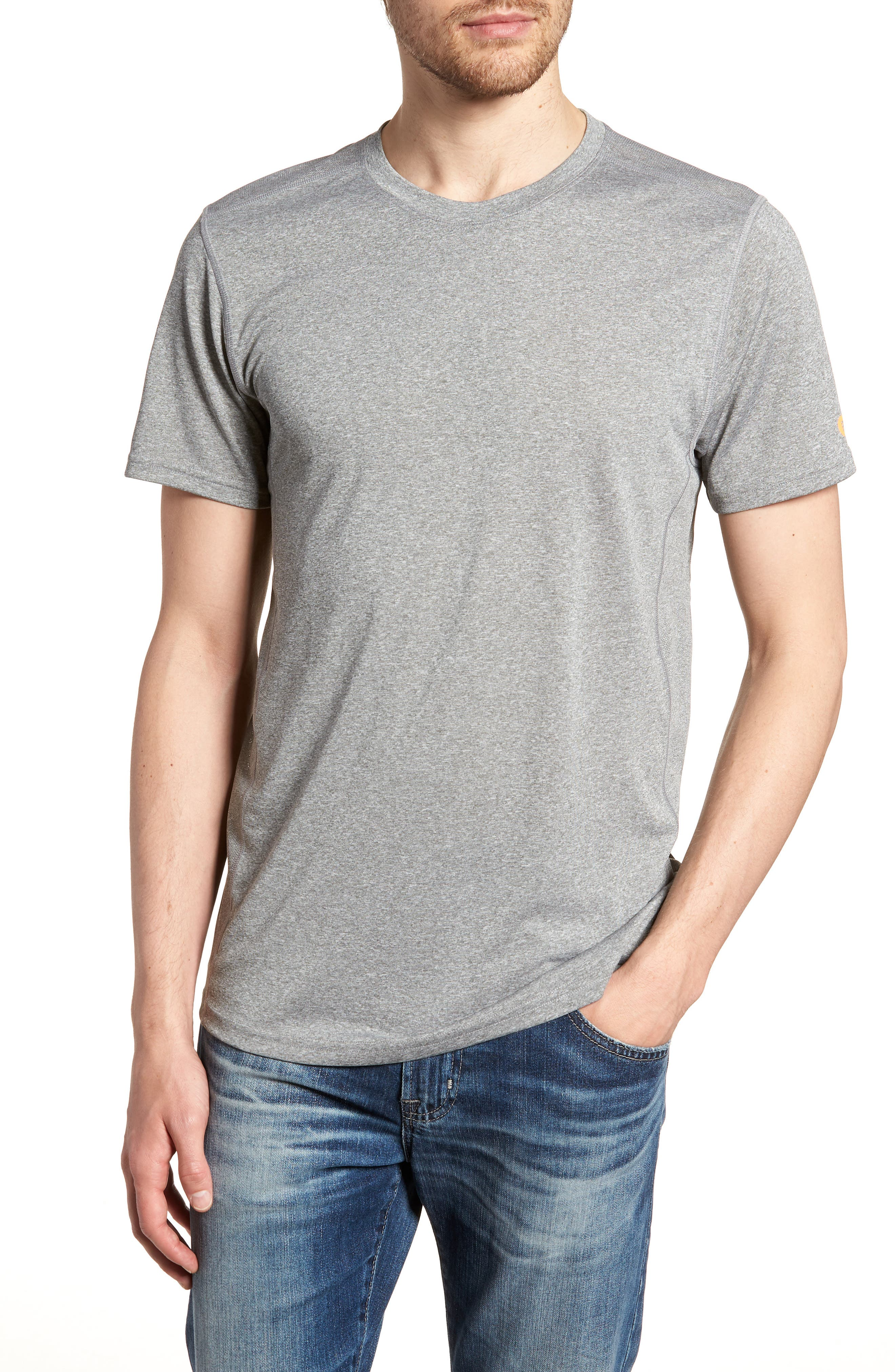 Goodsport Mesh Panel T-Shirt,                             Main thumbnail 3, color,