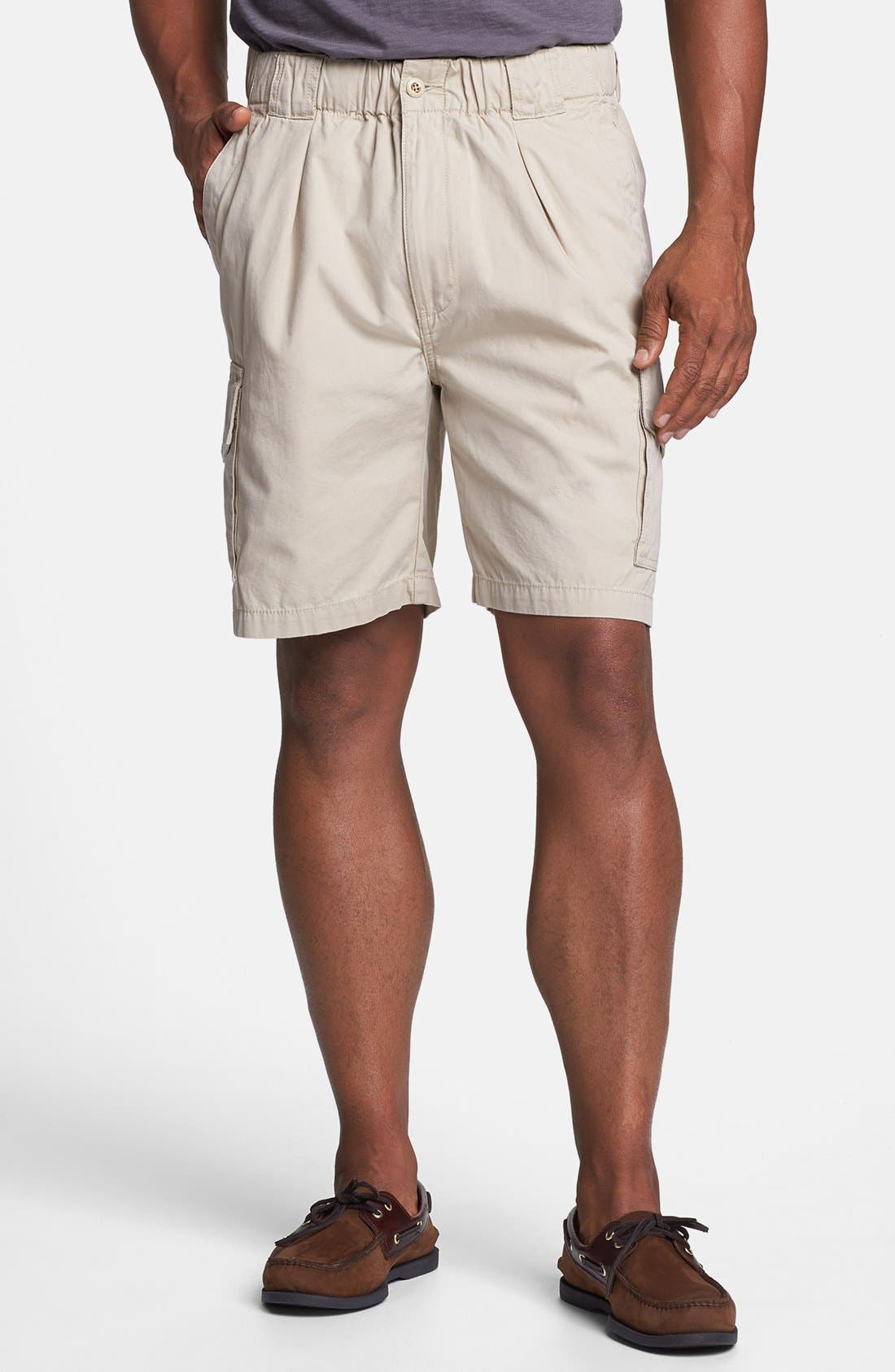 TOMMY BAHAMA,                             Relax 'Survivor' Cargo Shorts,                             Main thumbnail 1, color,                             SXL