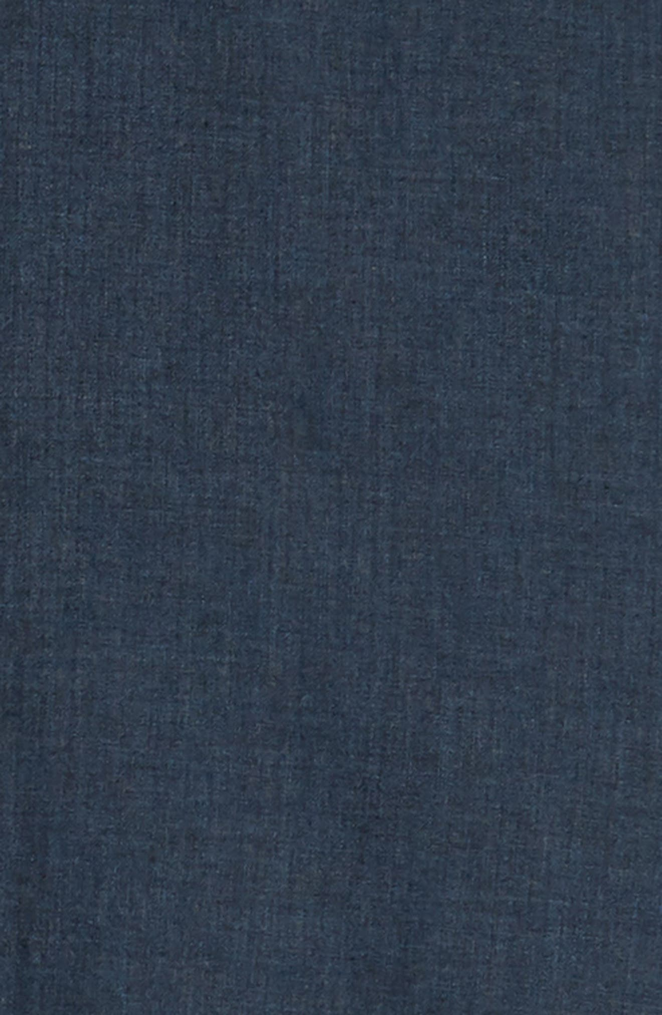 Howler Regular Fit Reversible Sport Shirt,                             Alternate thumbnail 7, color,                             LEGION BLUE HEATHER