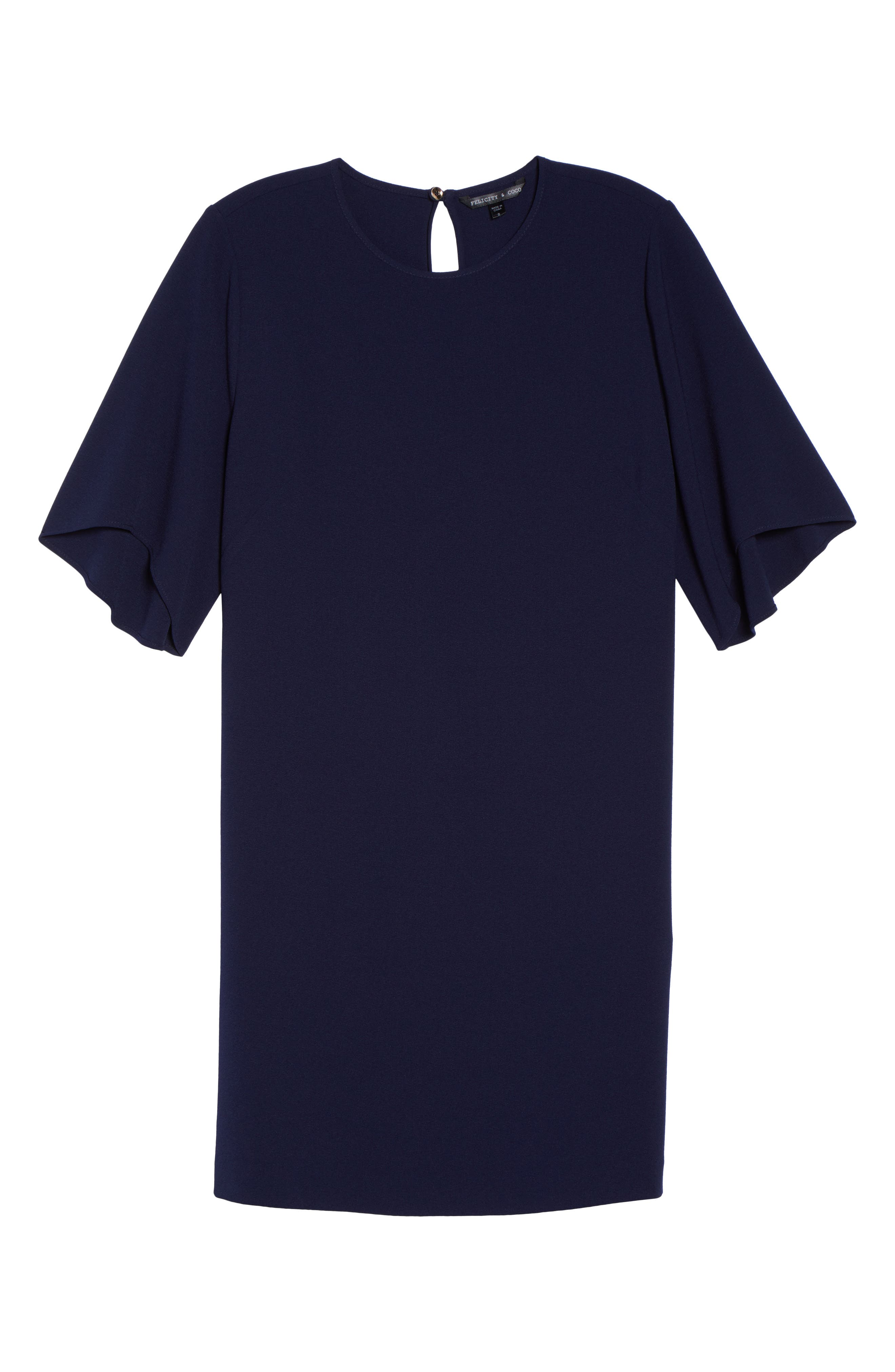 Tor Shift Dress,                             Alternate thumbnail 11, color,
