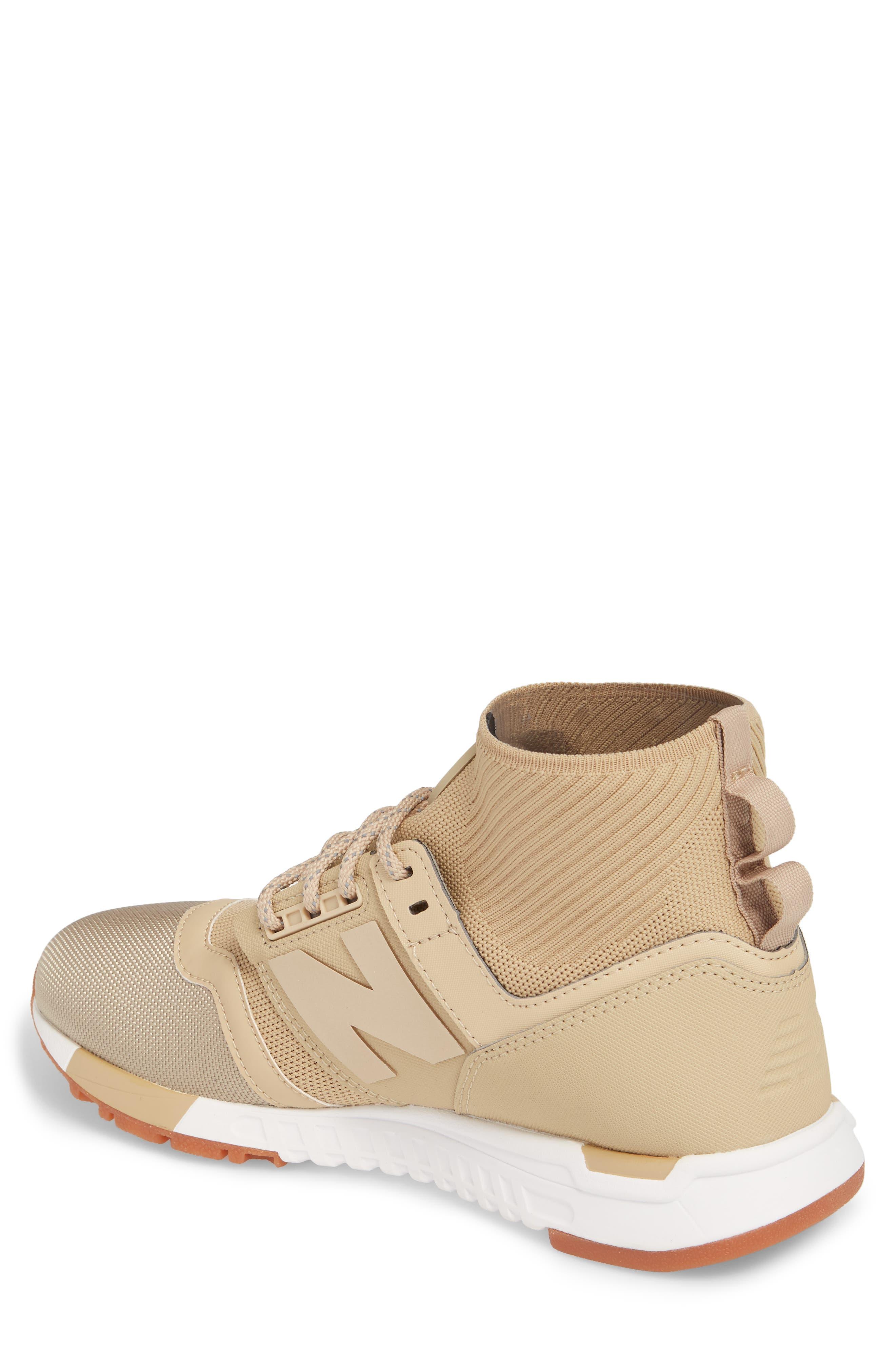 247 Mid Sneaker,                             Alternate thumbnail 7, color,