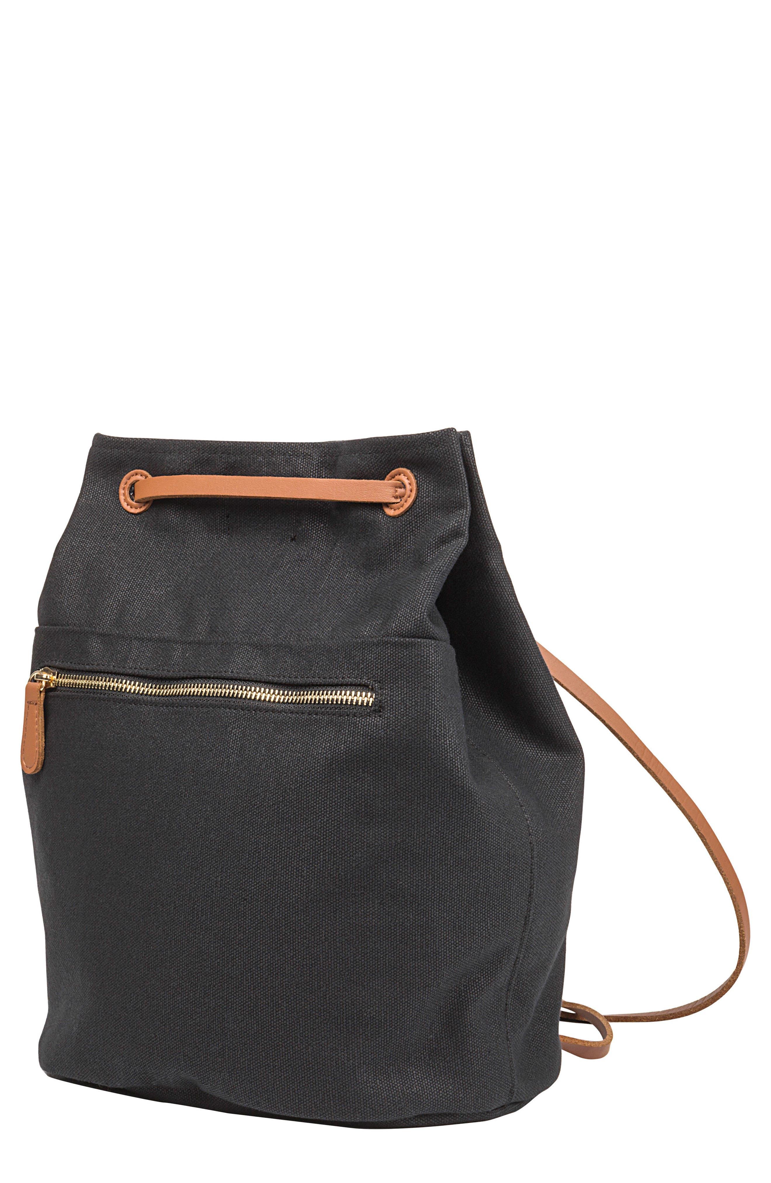 Monogram Convertible Backpack,                             Main thumbnail 1, color,                             001