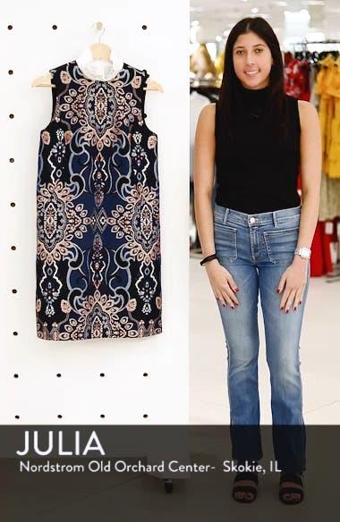 Brocade Shift Dress, sales video thumbnail