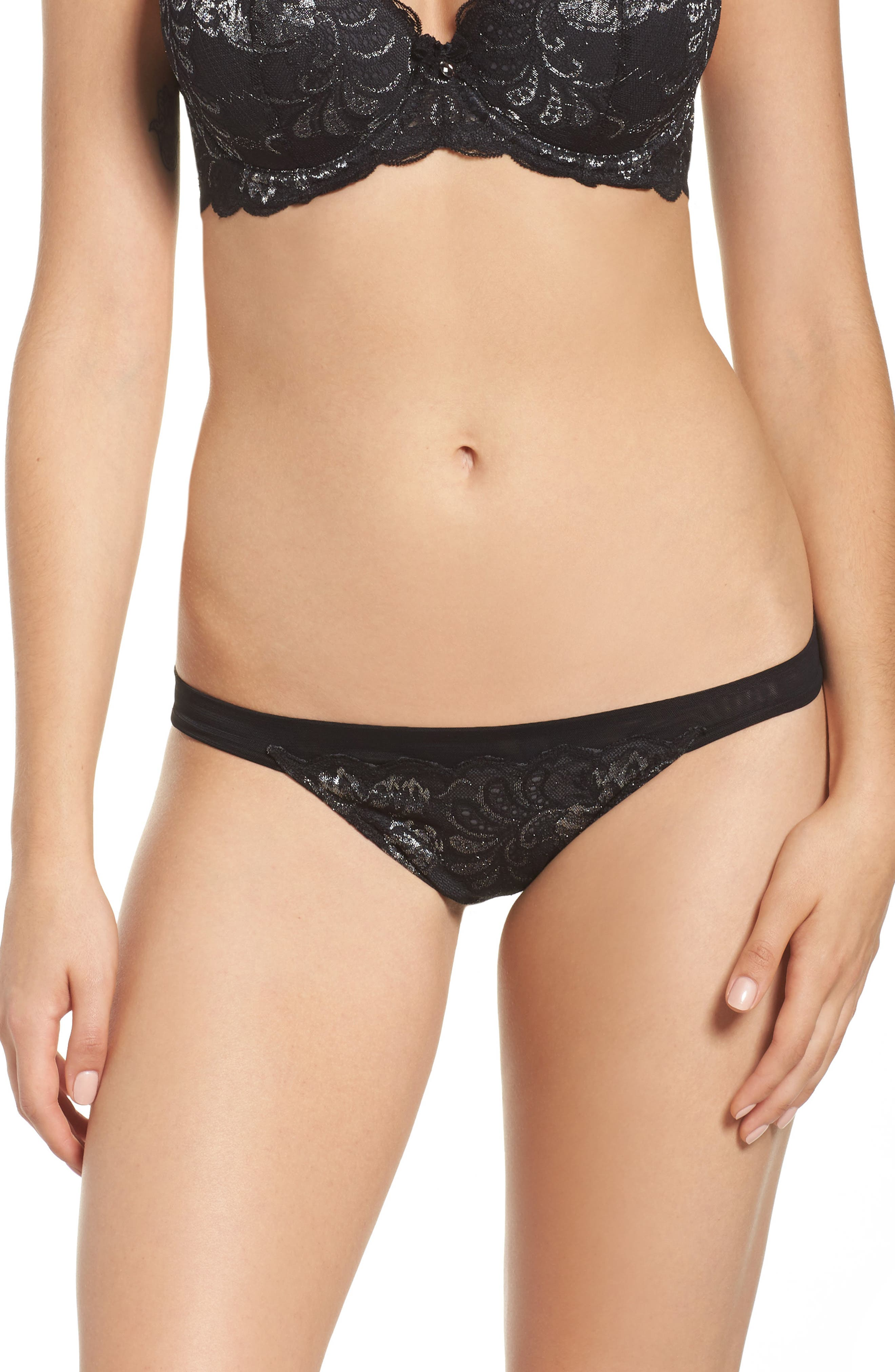 'Sophia' Lace Bikini,                             Main thumbnail 1, color,                             013