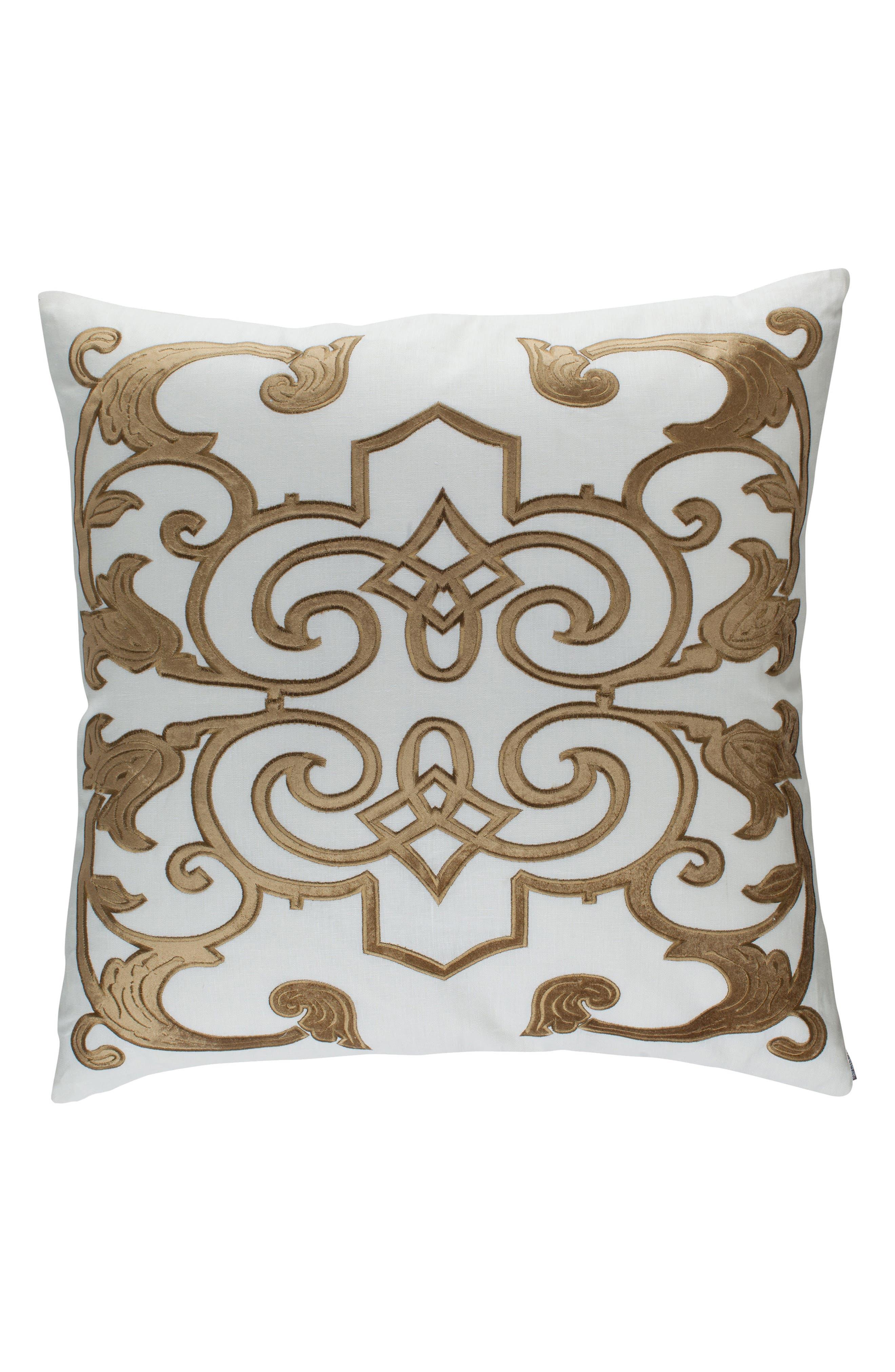 Mozart Accent Pillow,                         Main,                         color, 100
