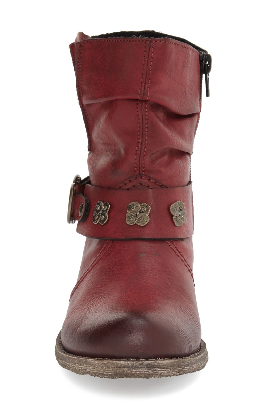 Rieker Antistress 'Peggy' Boot,                             Alternate thumbnail 15, color,