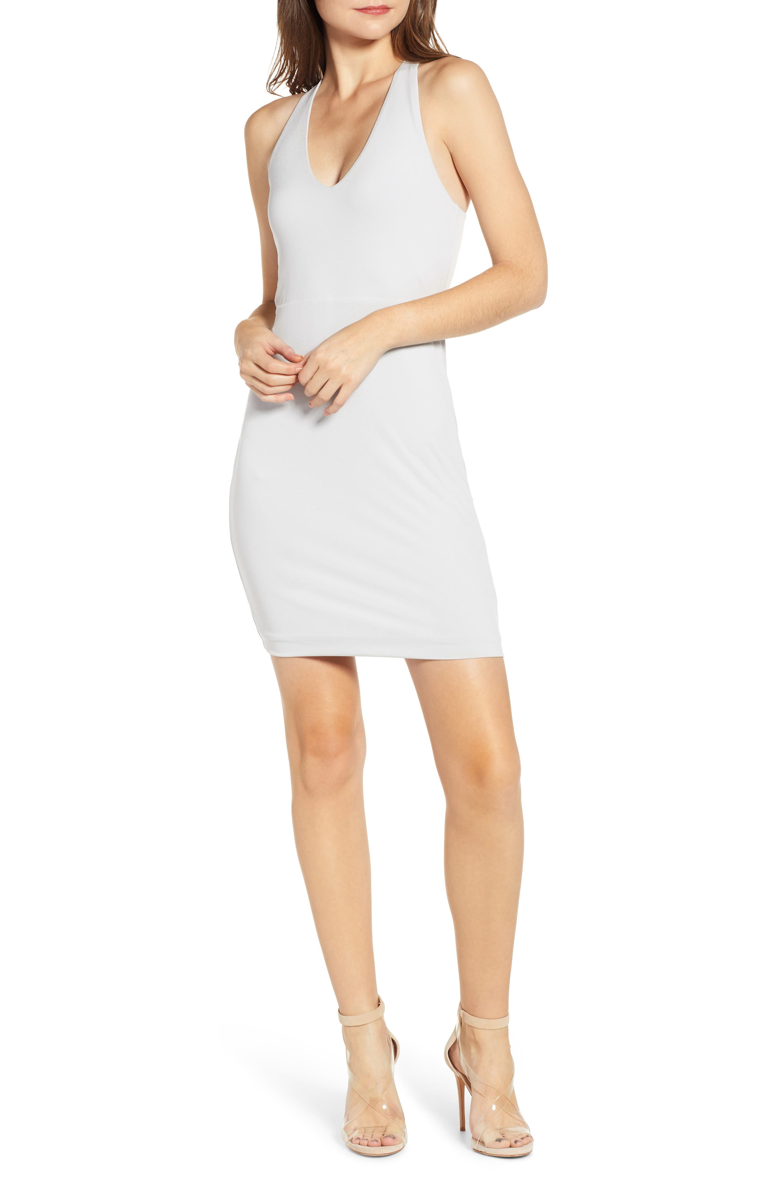 Leith Racerback Body-Con Dress