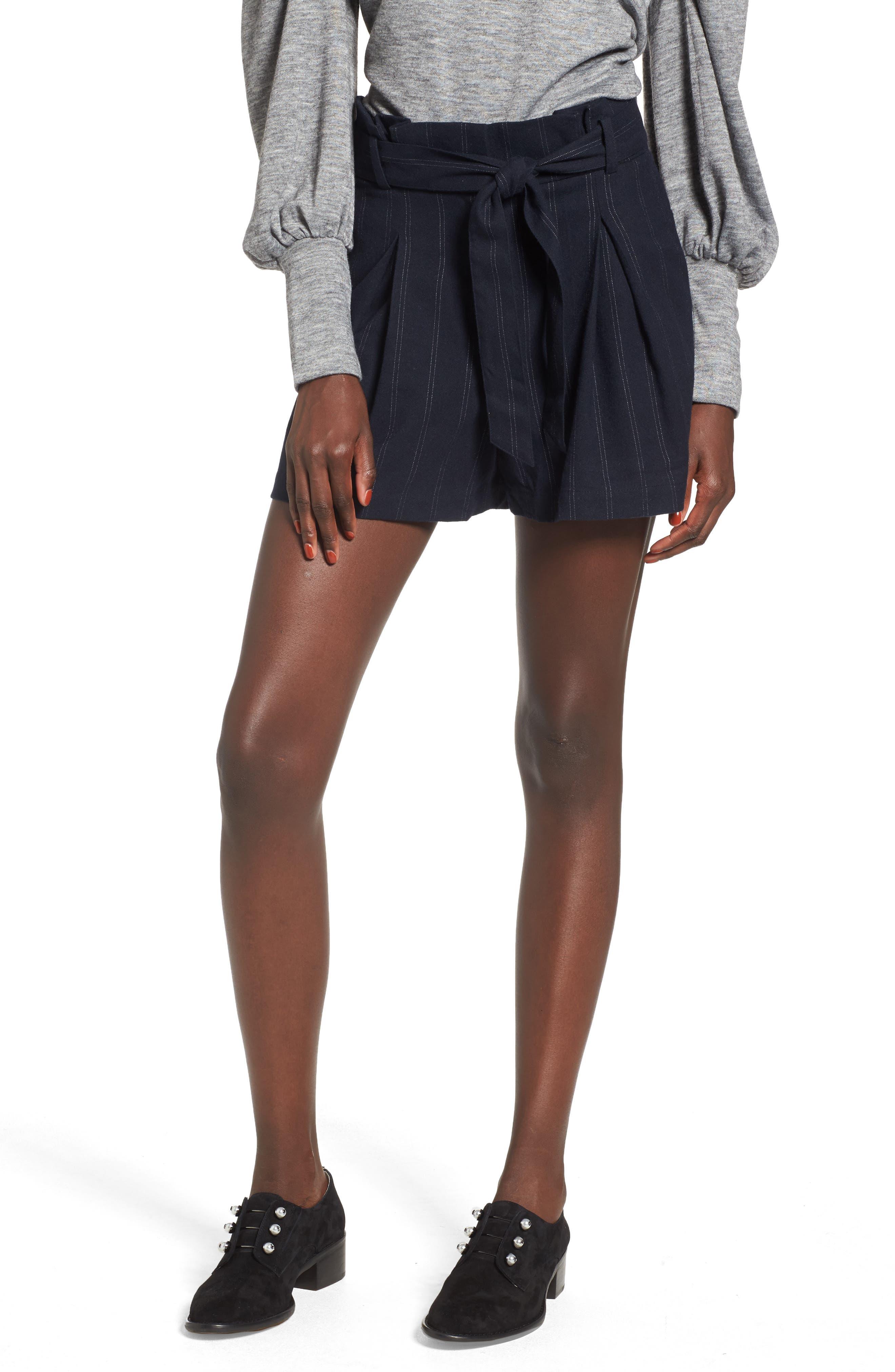 Paperbag Shorts,                         Main,                         color, 410