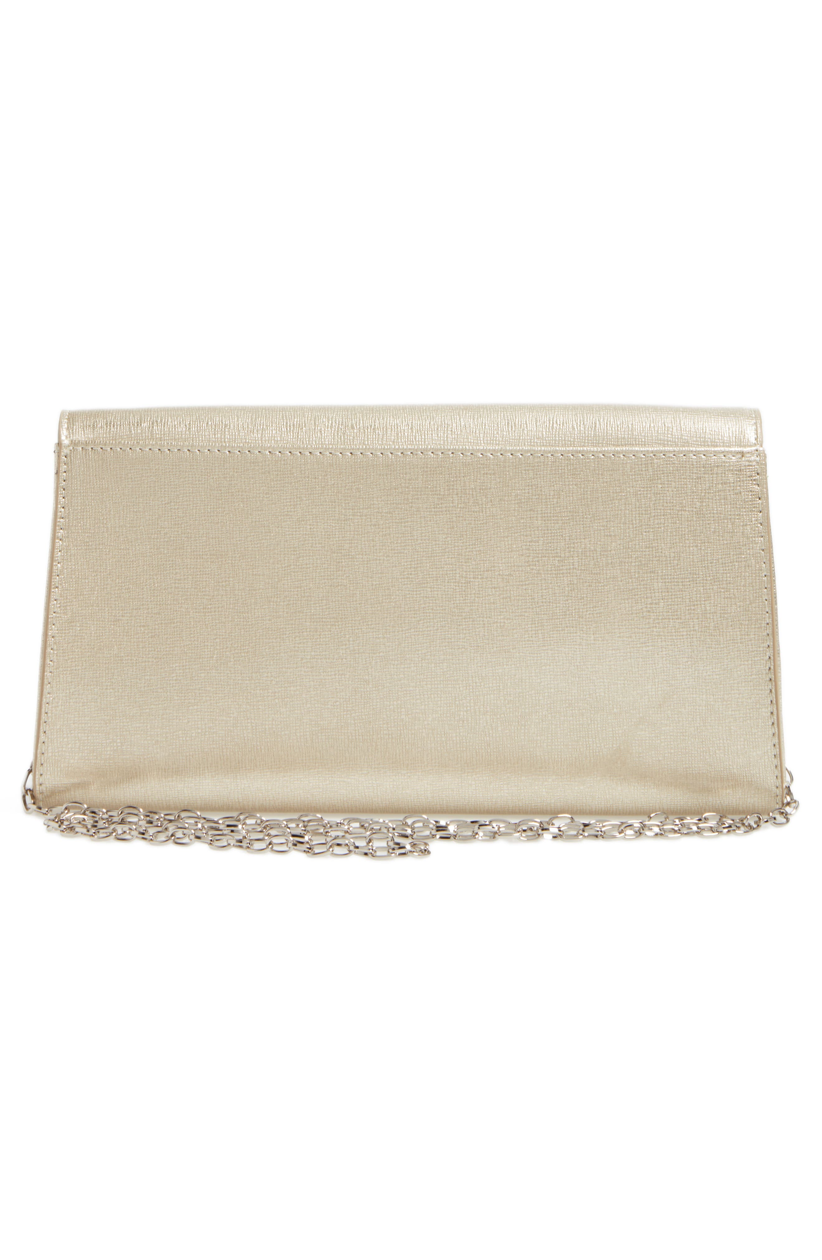 Leather Clutch,                             Alternate thumbnail 16, color,