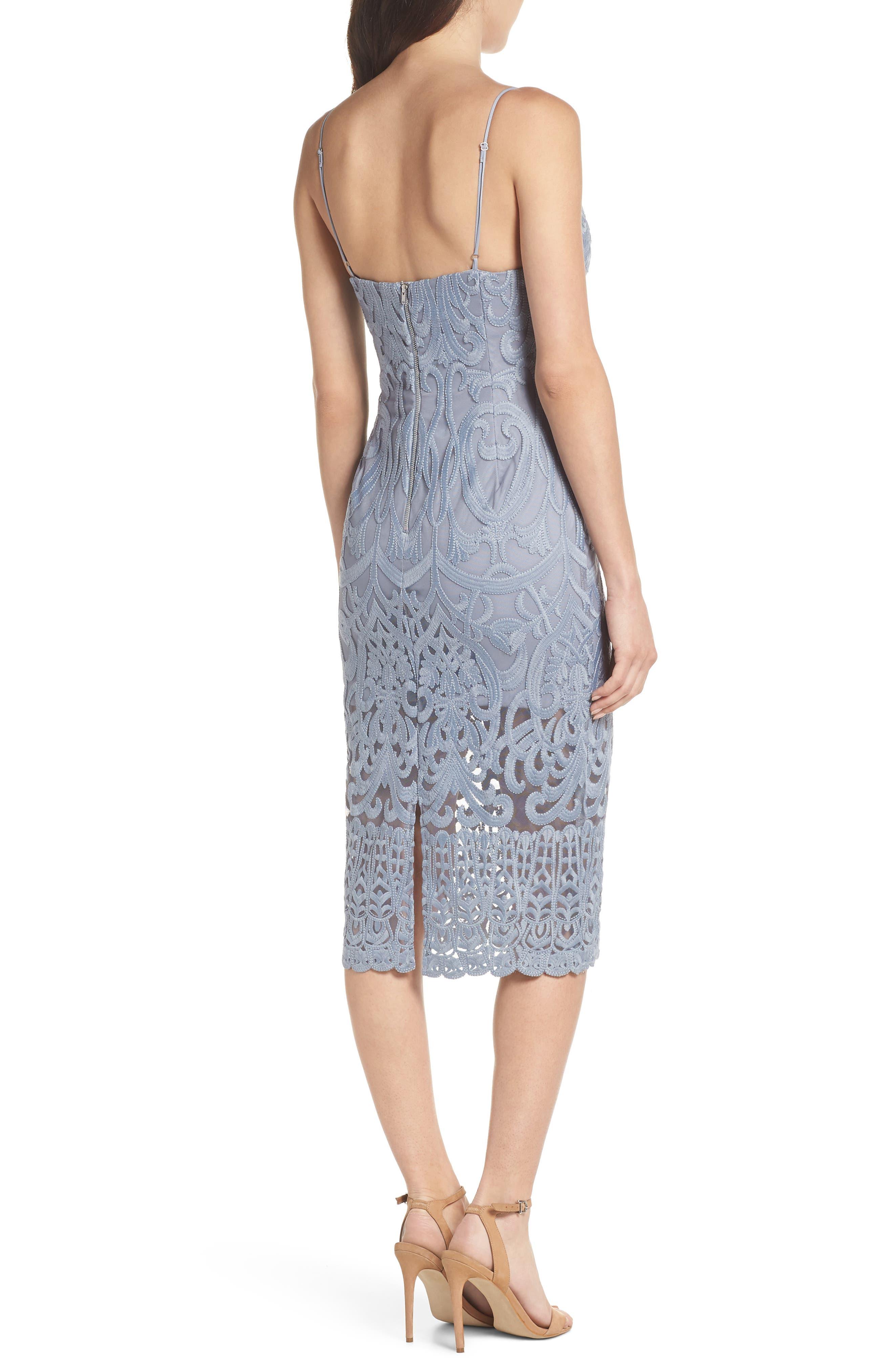 Gia Lace Pencil Dress,                             Alternate thumbnail 11, color,