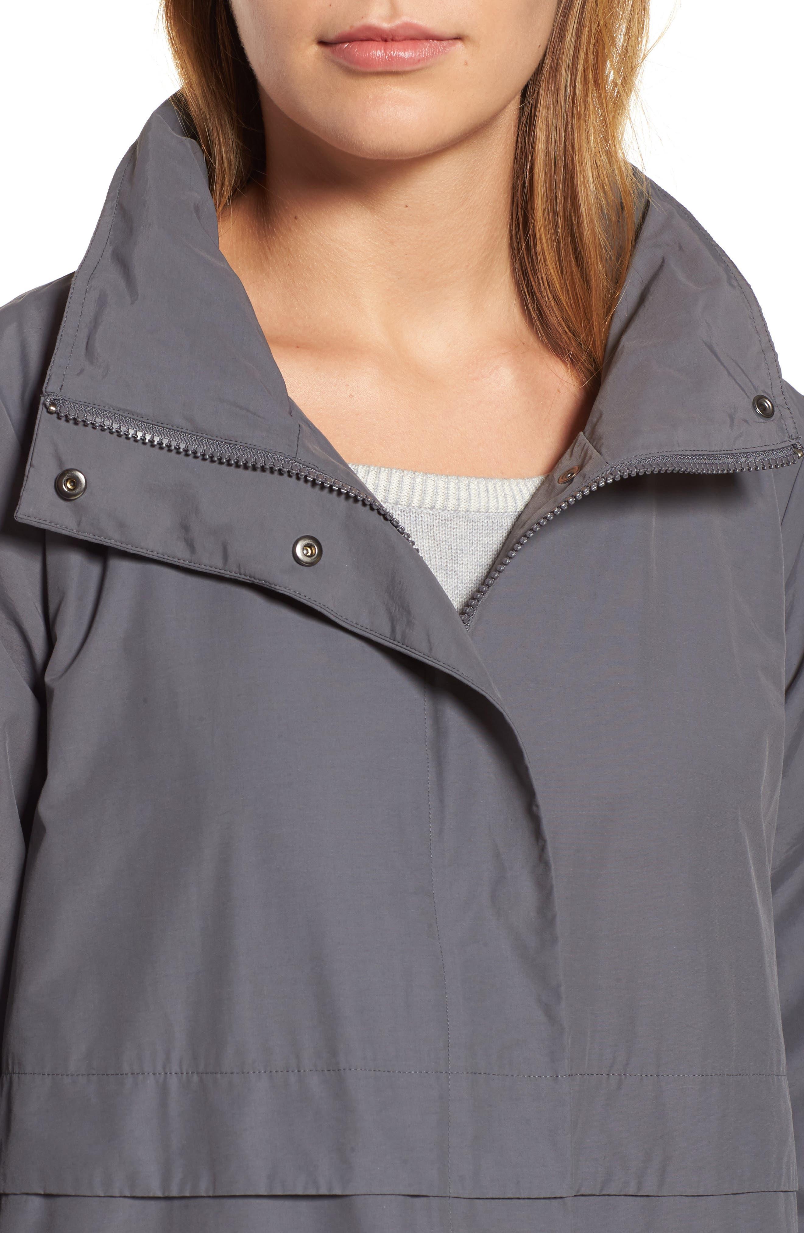 Hooded Utility Jacket,                             Alternate thumbnail 4, color,                             030
