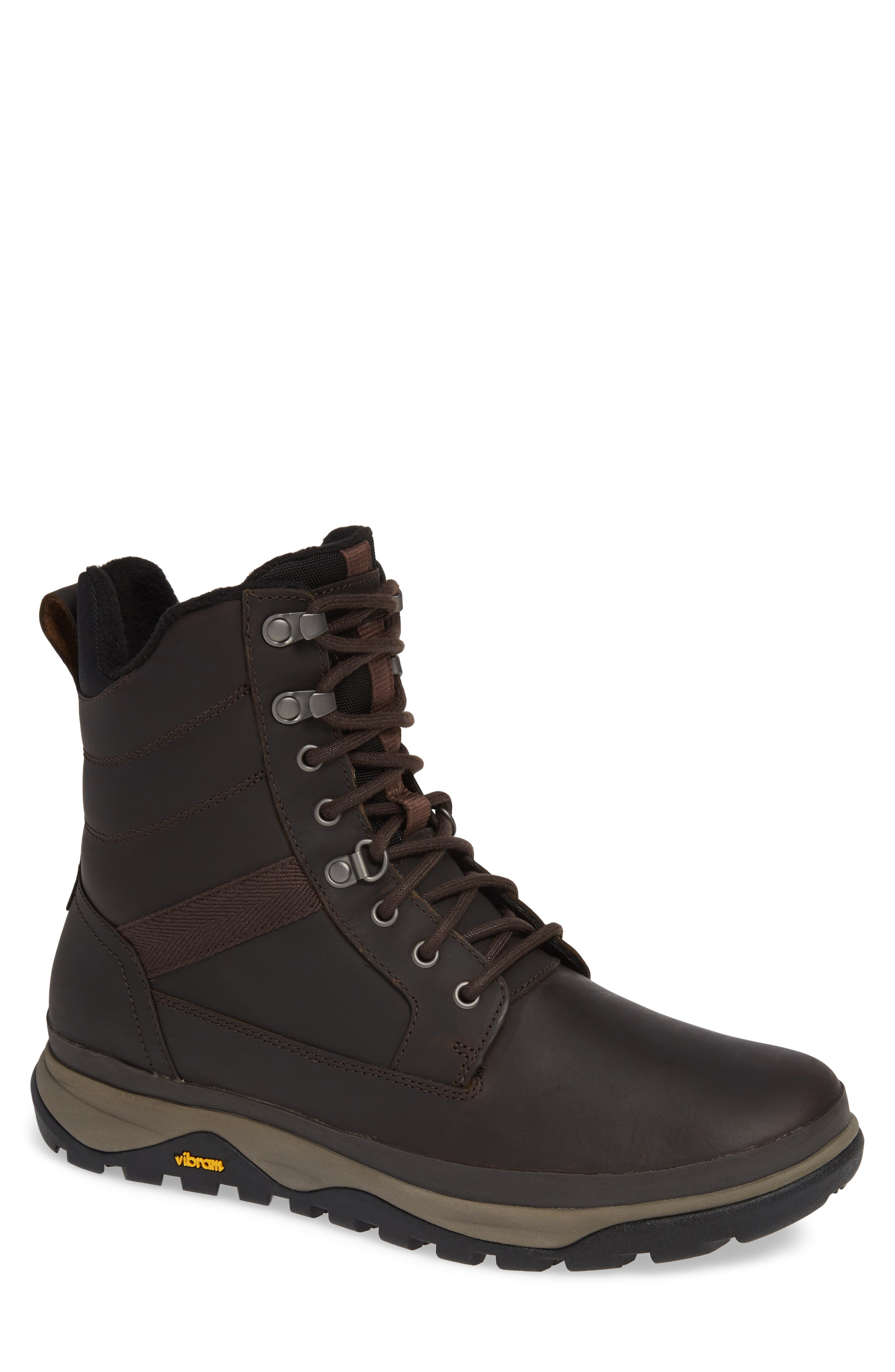 Merrell Tremblant Insulated Waterproof Boot- Brown