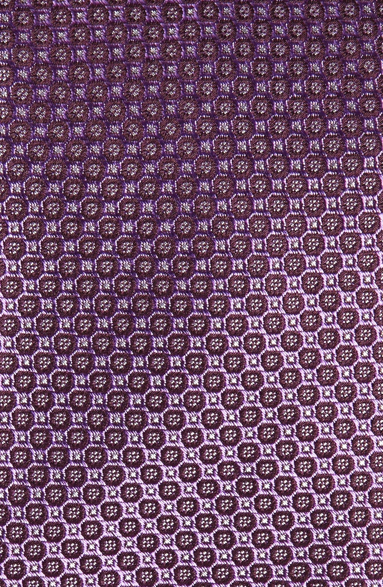 Park Ave Solid Silk Tie,                             Alternate thumbnail 7, color,