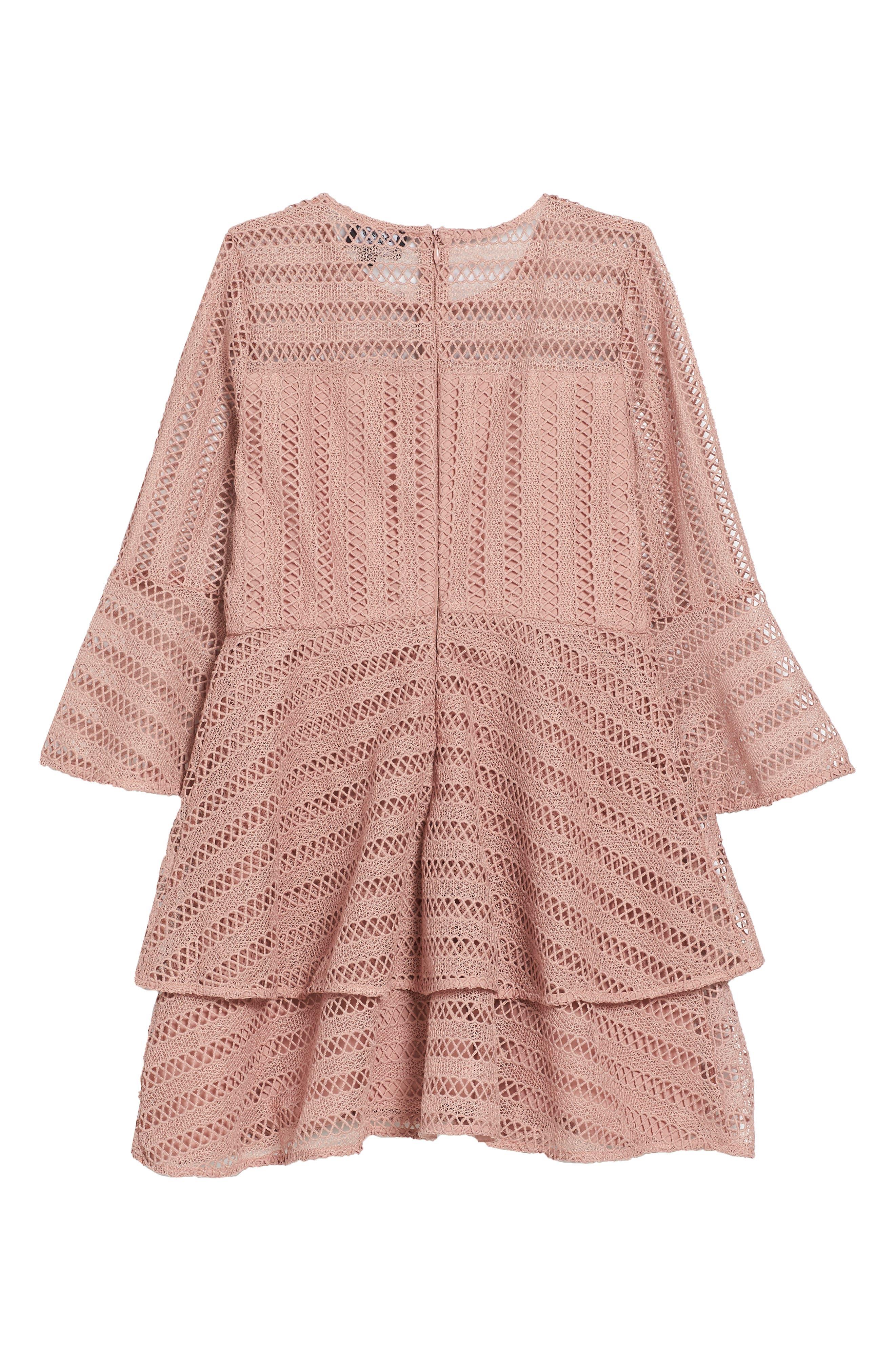Collins Lace Dress,                             Alternate thumbnail 2, color,                             684