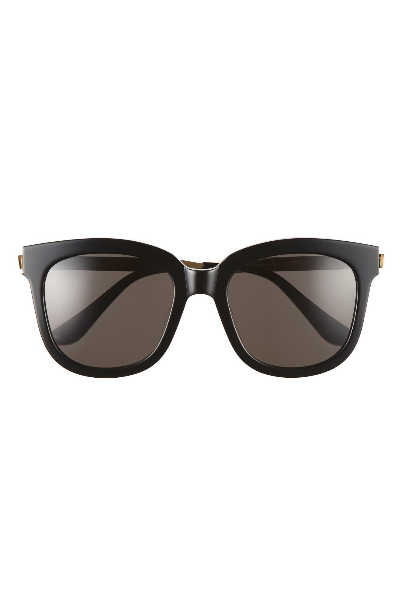 Absente 54mm Sunglasses,                             Alternate thumbnail 2, color,                             001