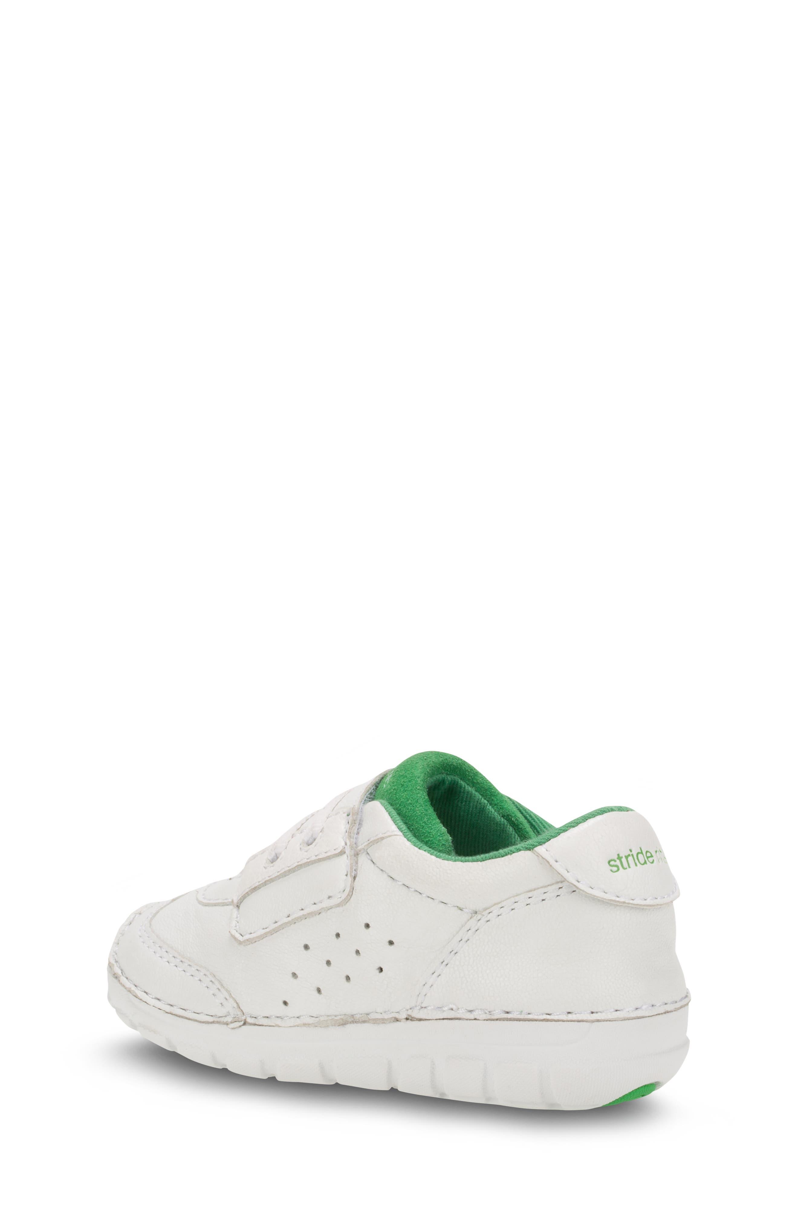 Soft Motion Wyatt Sneaker,                             Alternate thumbnail 2, color,                             WHITE