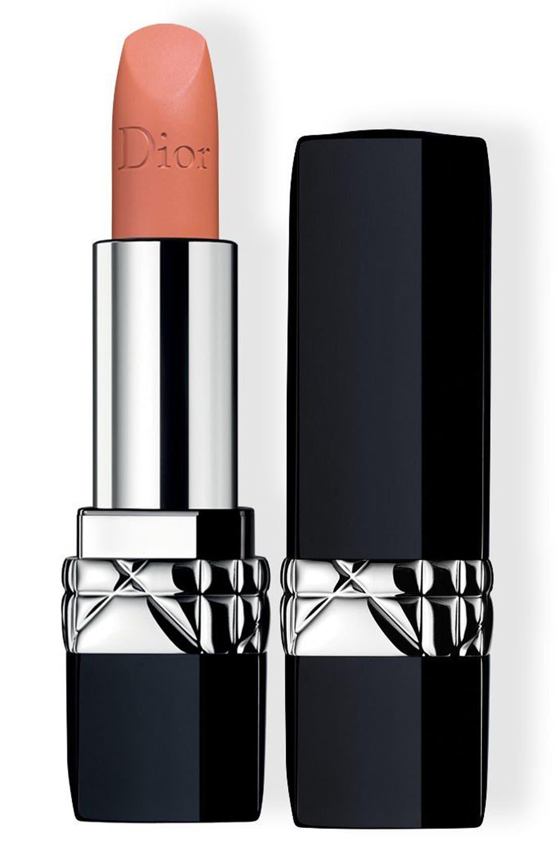 Dior Couture Color Rouge Dior Lipstick - 136 Delicate Matte