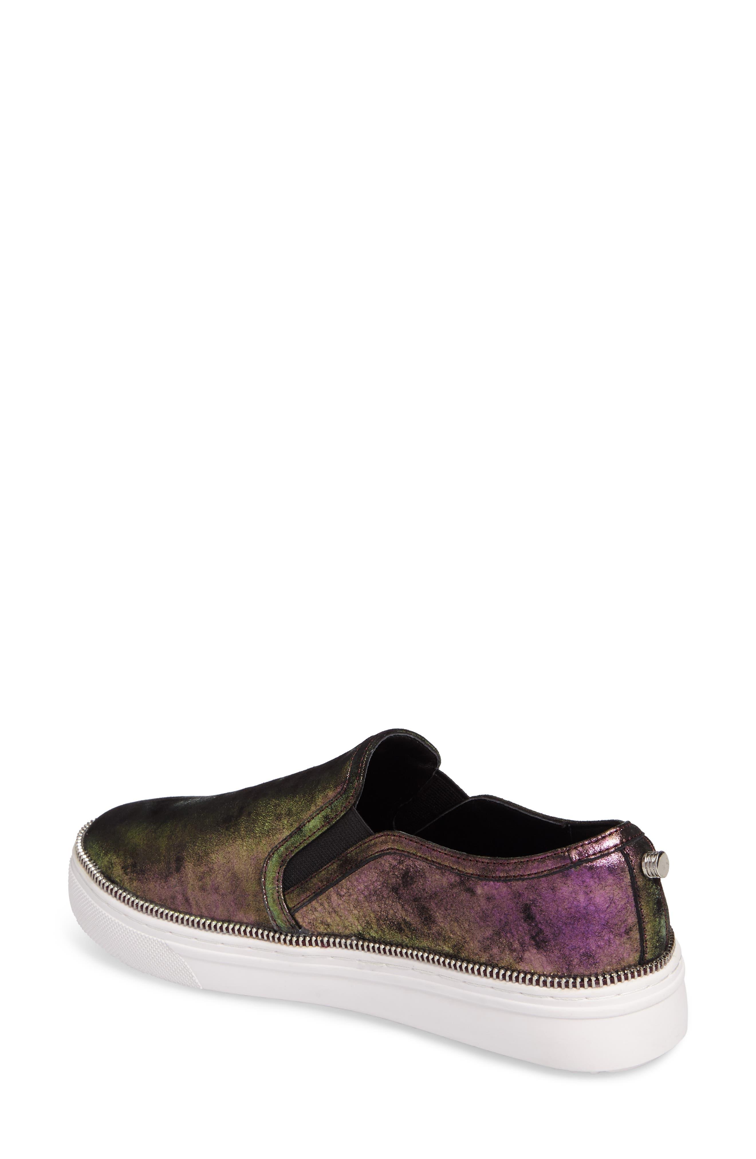 Harper Slip-On Sneaker,                             Alternate thumbnail 10, color,
